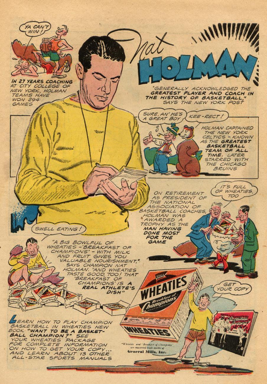 Read online Sensation (Mystery) Comics comic -  Issue #49 - 41