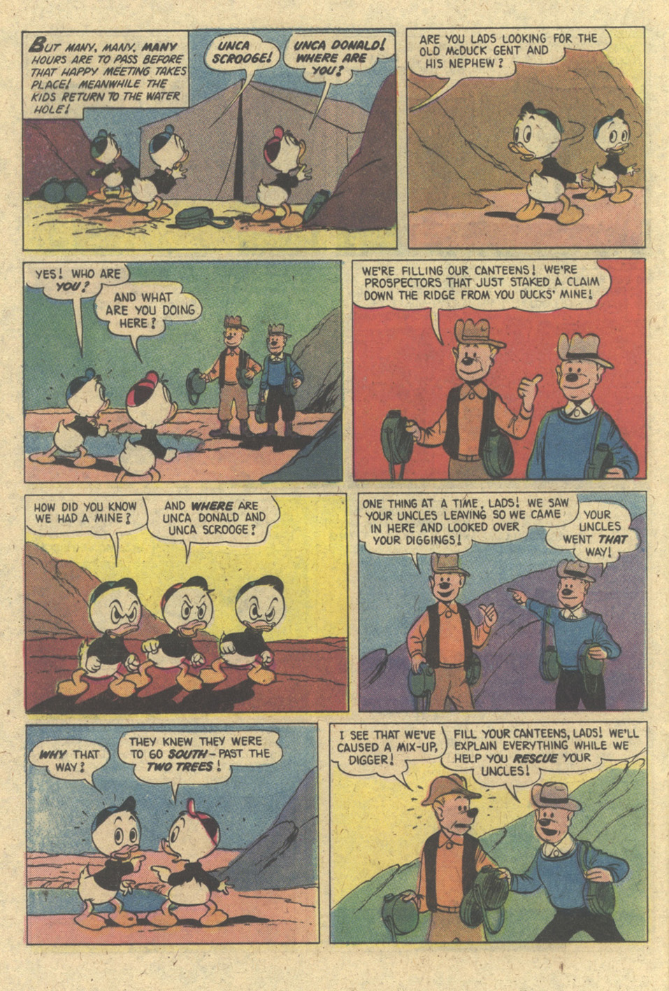 Read online Uncle Scrooge (1953) comic -  Issue #171 - 16