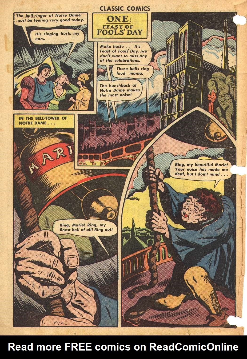 Classics Illustrated issue 18 - Page 9