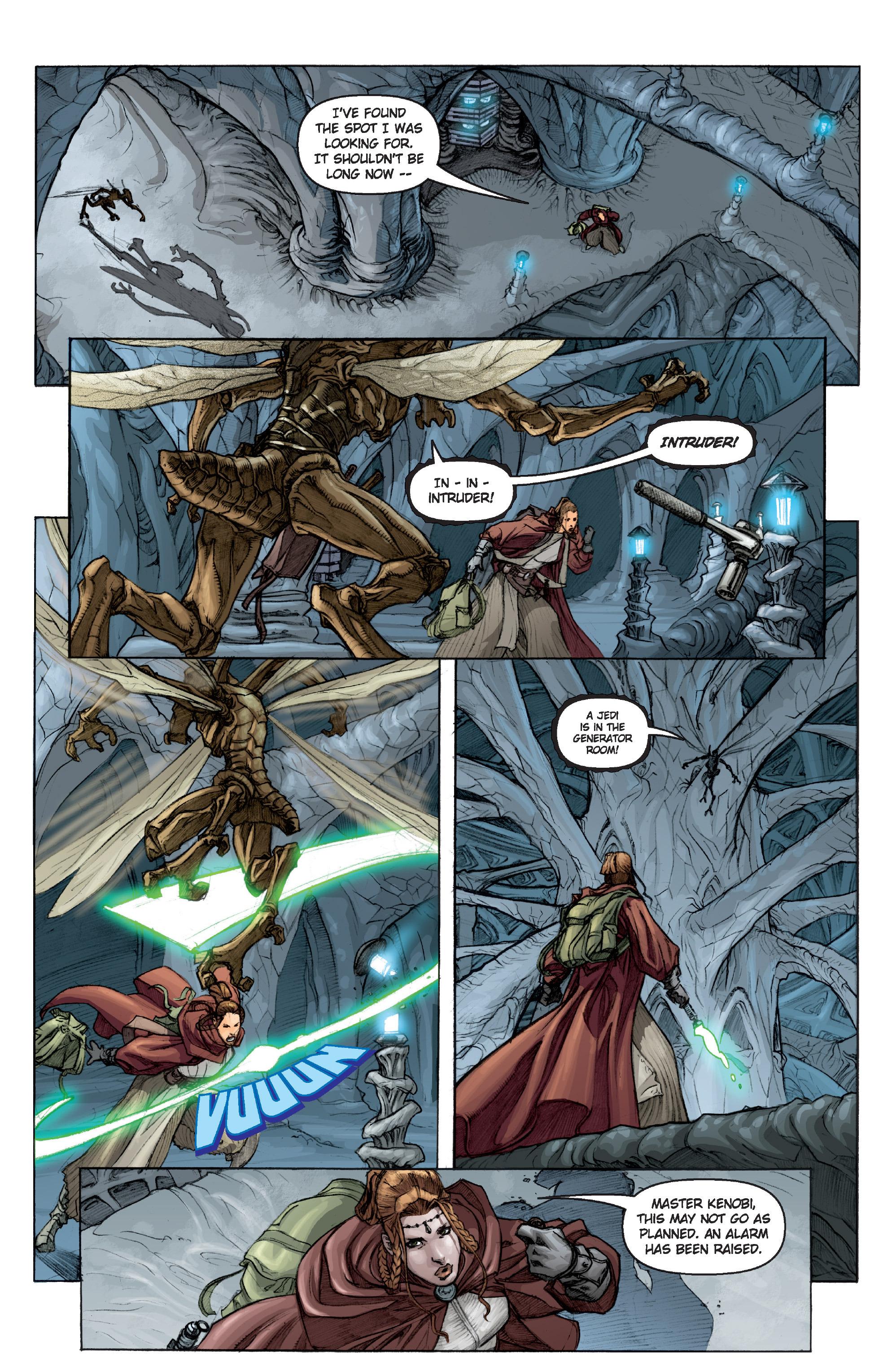 Read online Star Wars Omnibus comic -  Issue # Vol. 24 - 242