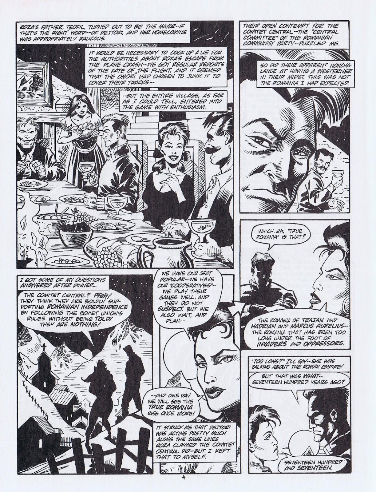 Read online Merchants of Death comic -  Issue #2 - 38