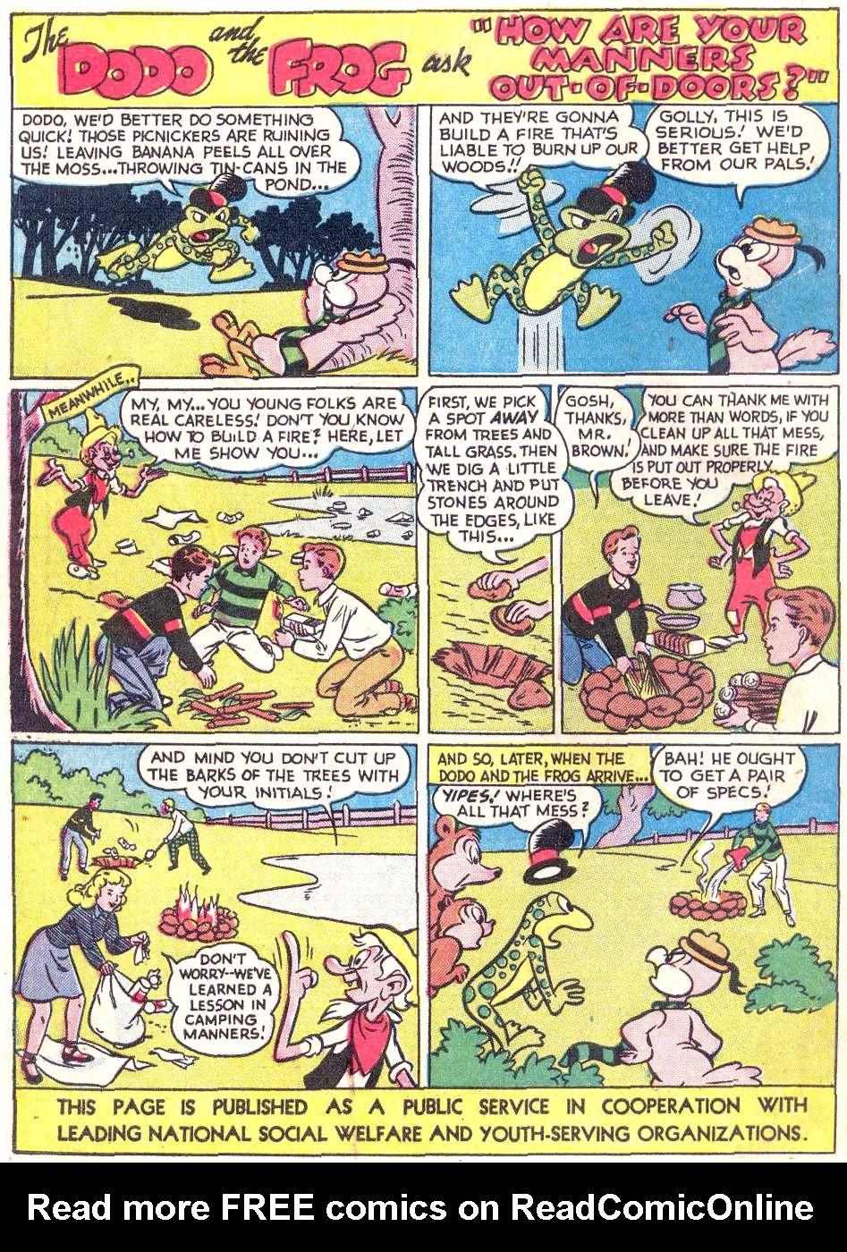 Read online Adventure Comics (1938) comic -  Issue #156 - 50