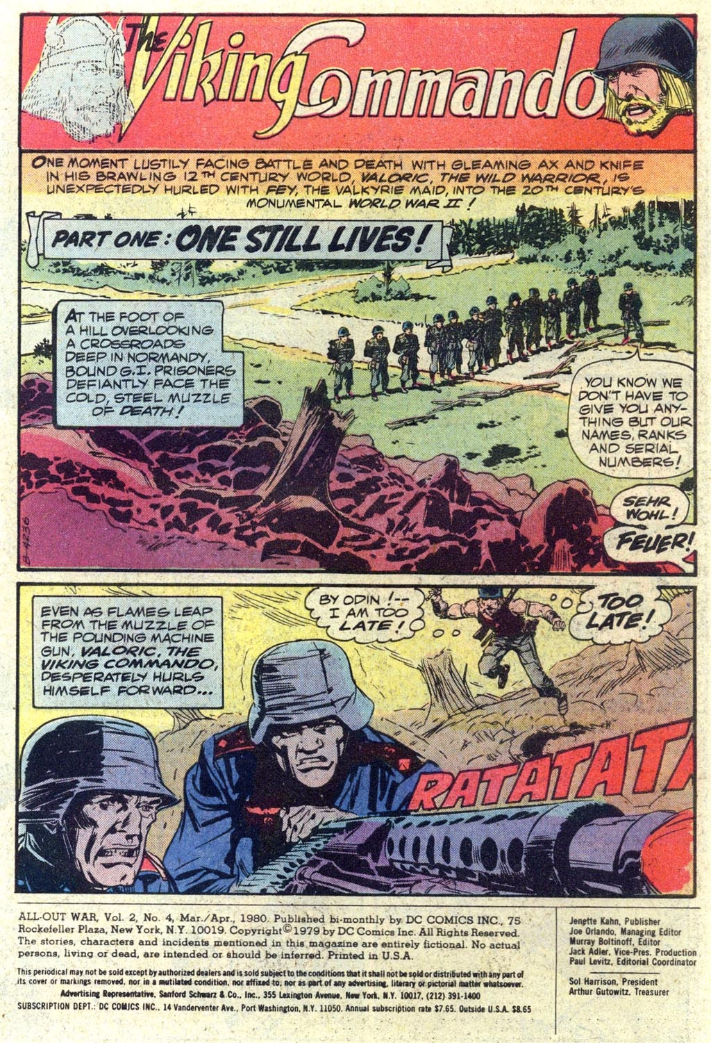 Read online All-Out War comic -  Issue #4 - 3