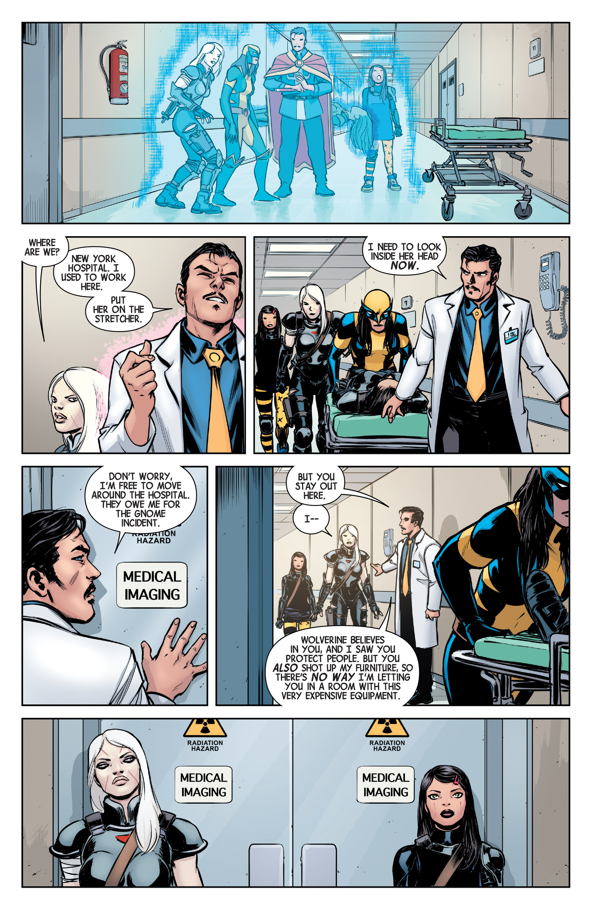 Read online All-New Wolverine (2016) comic -  Issue #4 - 17