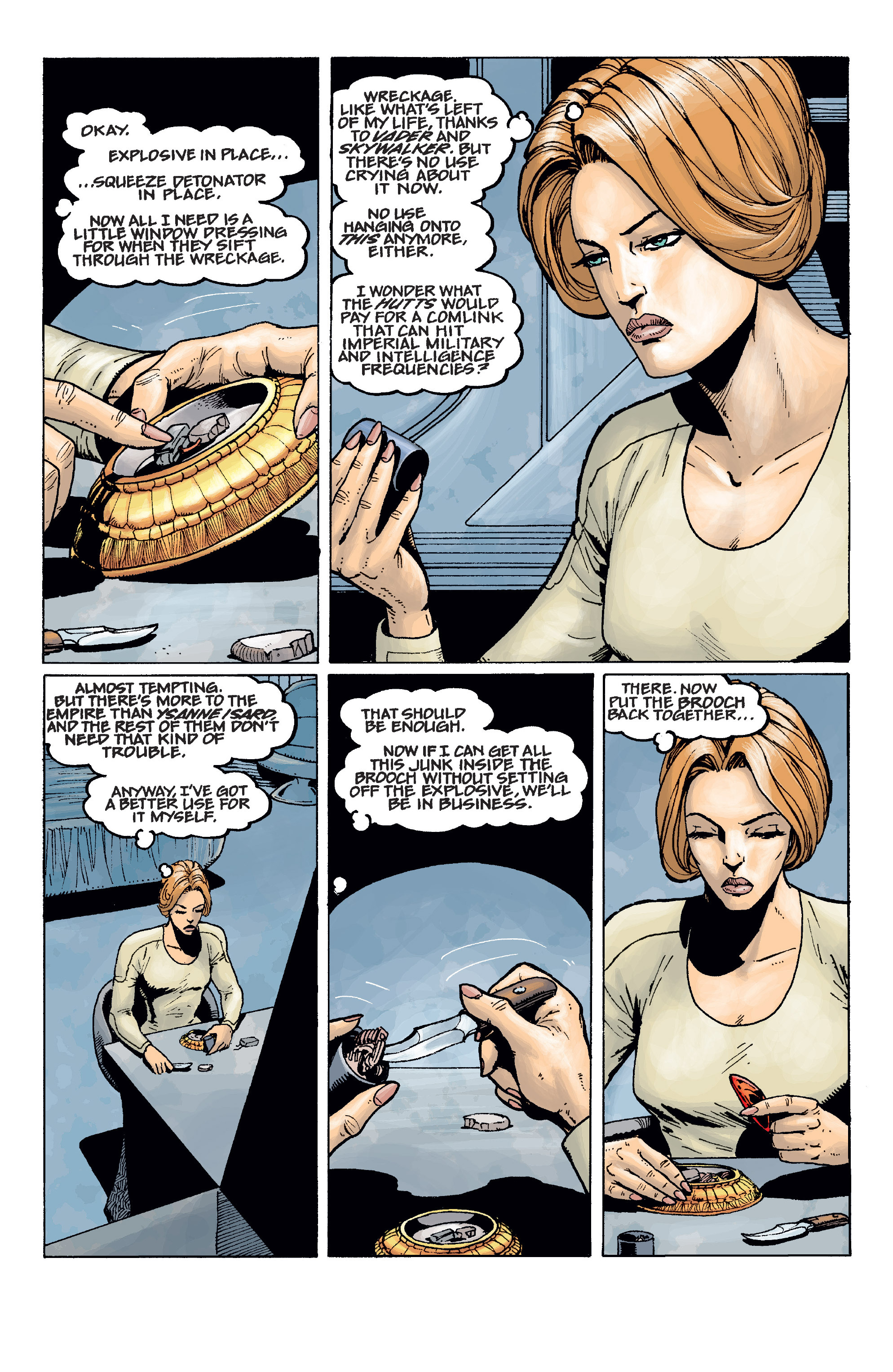 Read online Star Wars Omnibus comic -  Issue # Vol. 11 - 253