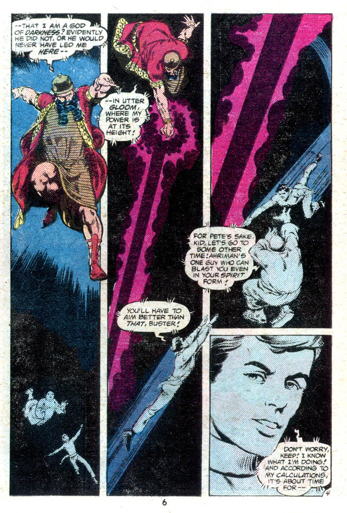Read online Adventure Comics (1938) comic -  Issue #492 - 6
