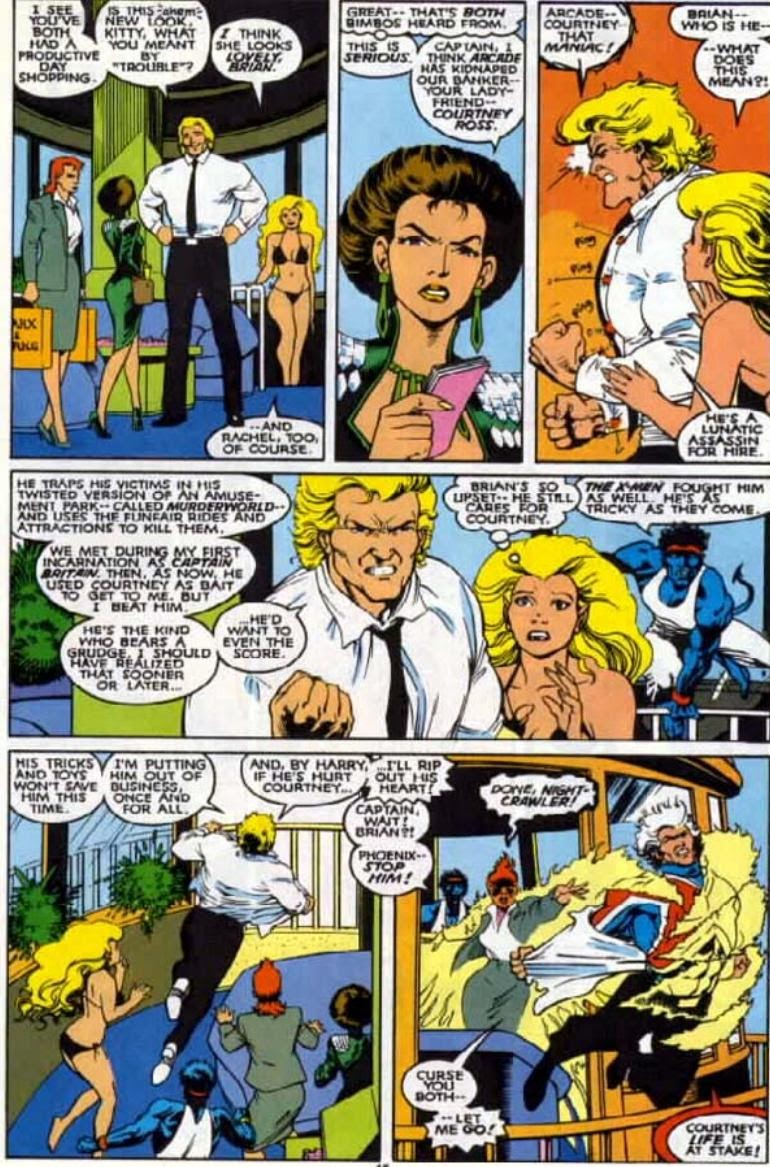 Excalibur (1988) issue 4 - Page 12