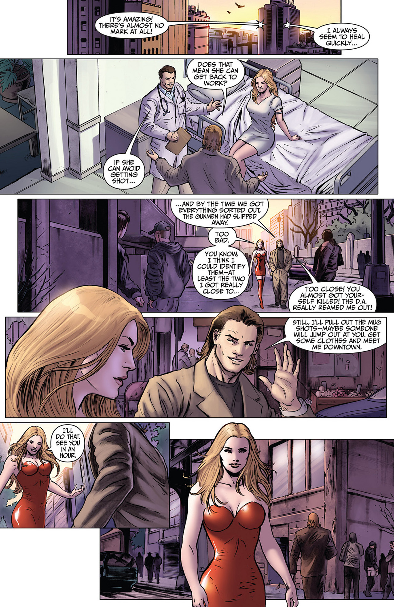 Read online Athena comic -  Issue #2 - 12