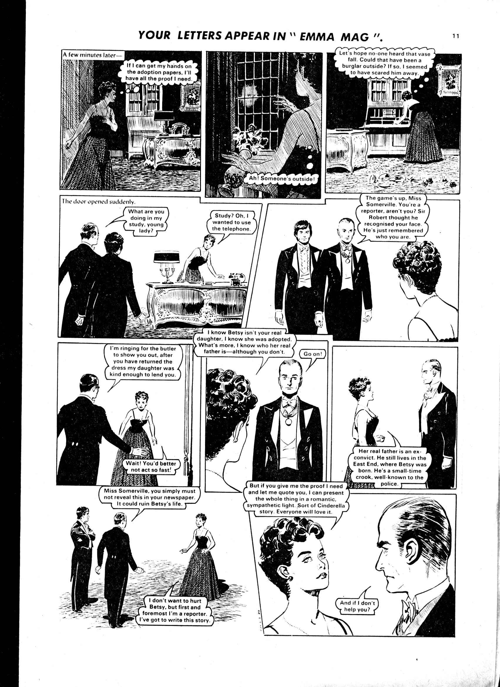 Read online Judy comic -  Issue #1047 - 11