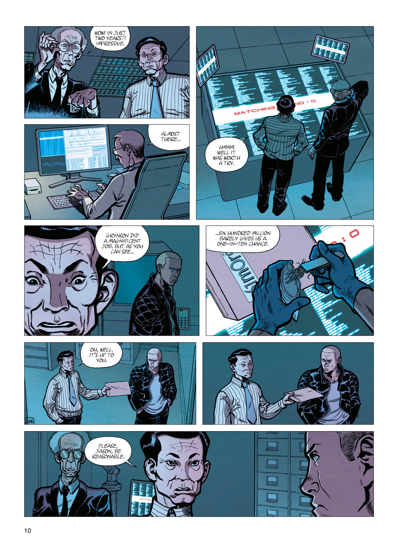 Read online Alter Ego comic -  Issue #4 - 12