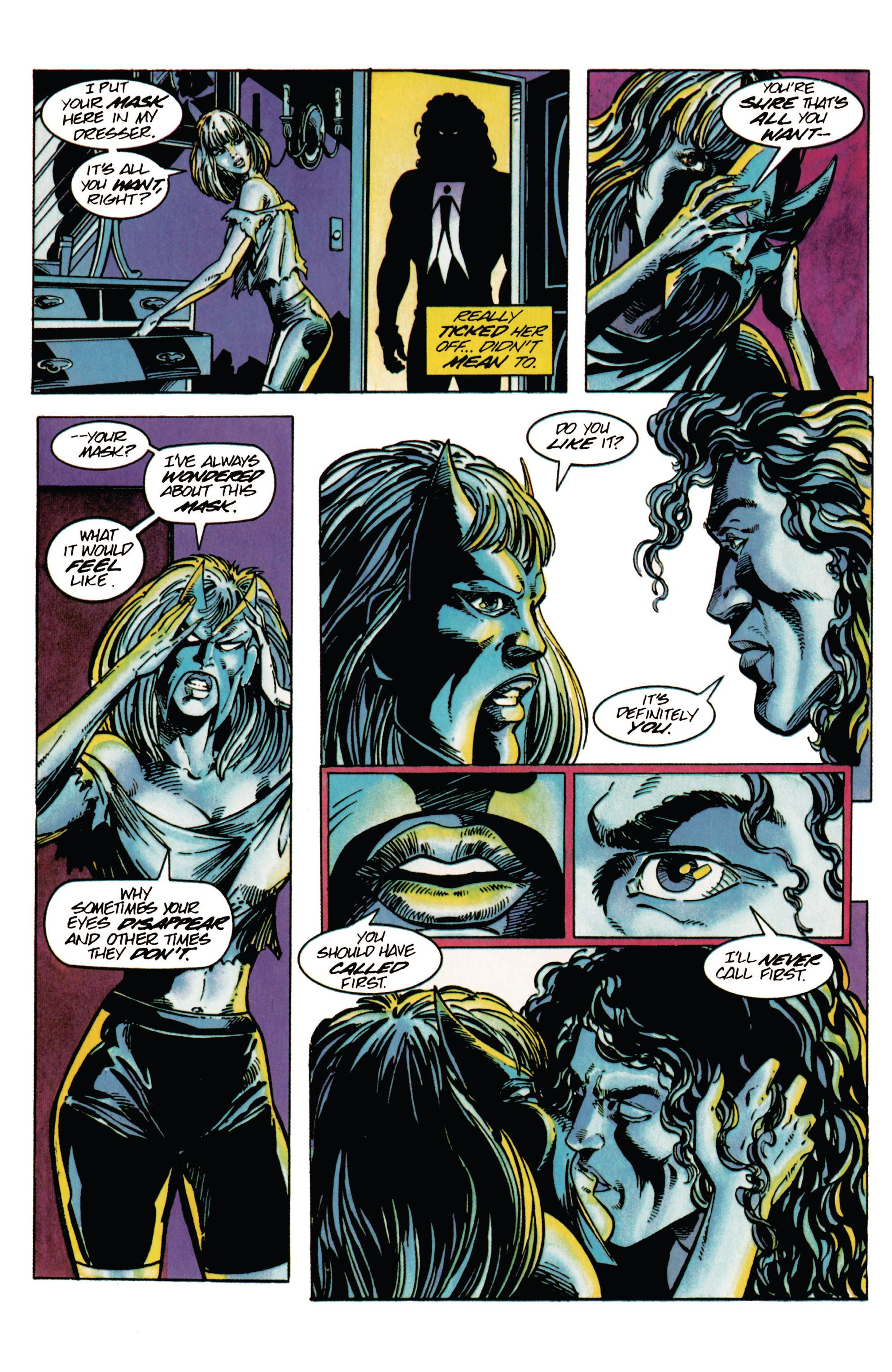 Read online Shadowman (1992) comic -  Issue #28 - 15