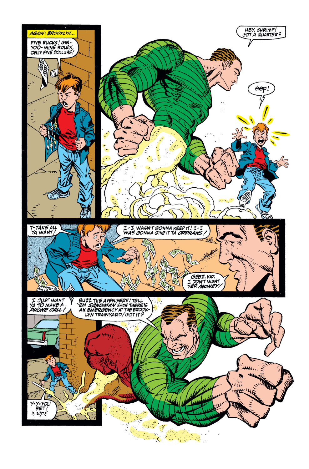 The Amazing Spider-Man (1963) 348 Page 9