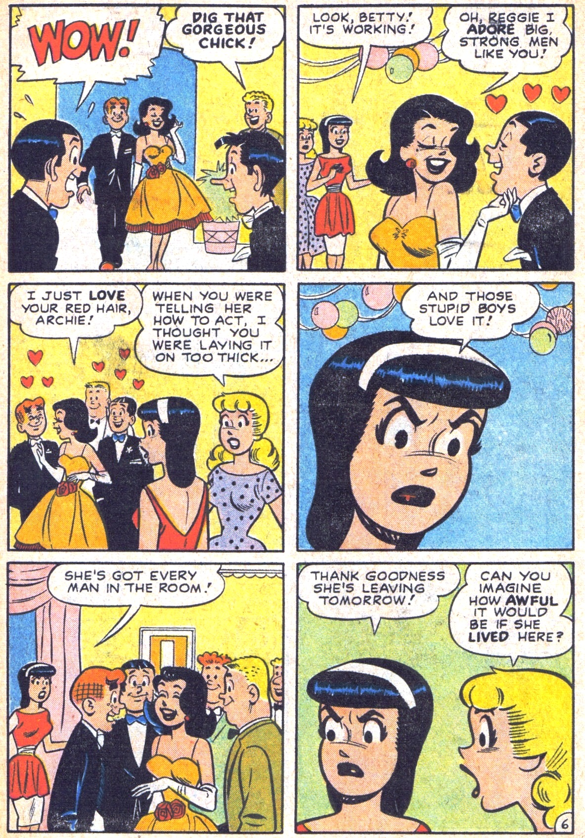 Read online Archie (1960) comic -  Issue #118 - 18