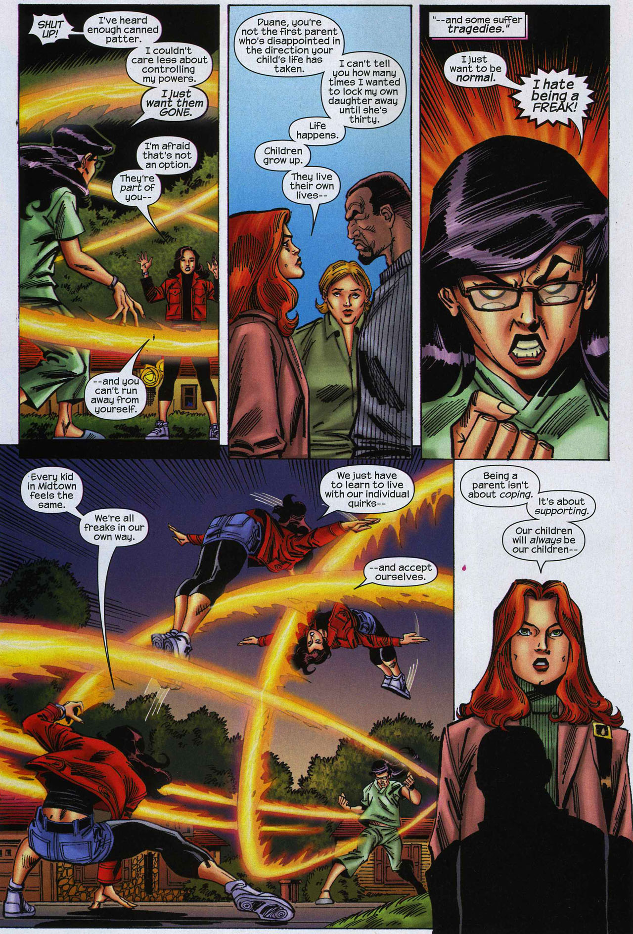Amazing Spider-Girl 8 Page 18