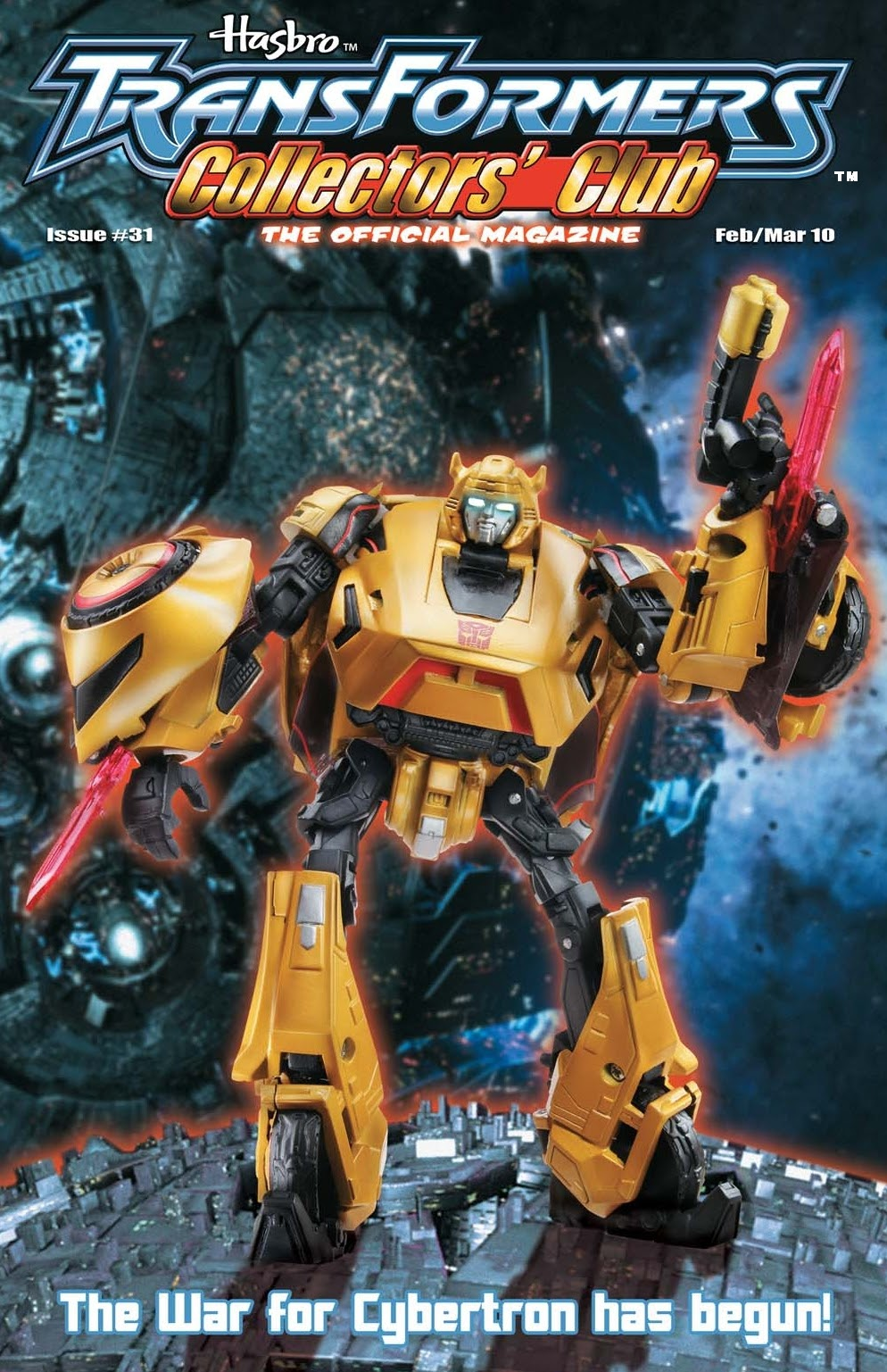 Read online Transformers: Collectors' Club comic -  Issue #31 - 1