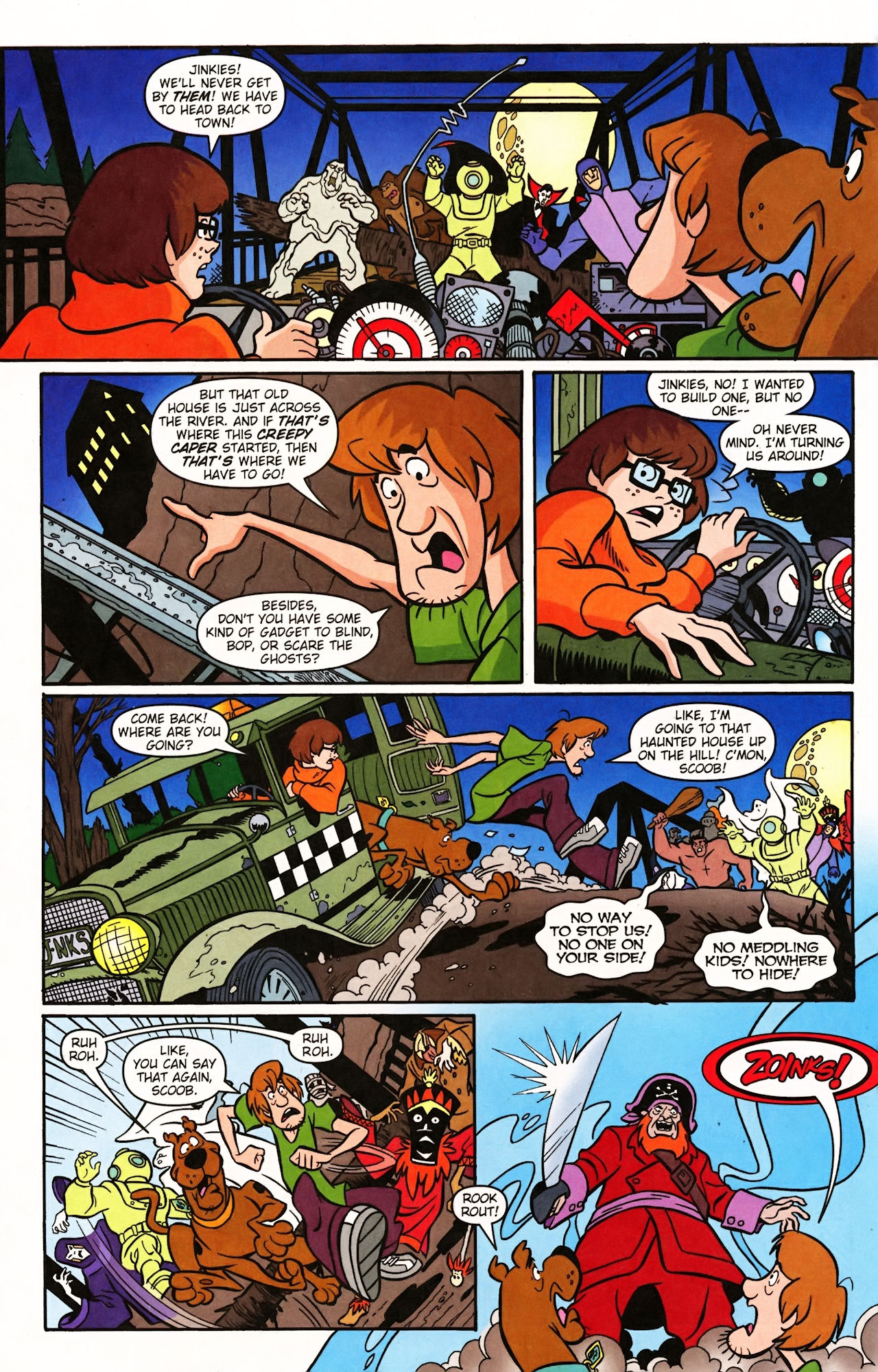 Read online Scooby-Doo (1997) comic -  Issue #139 - 9