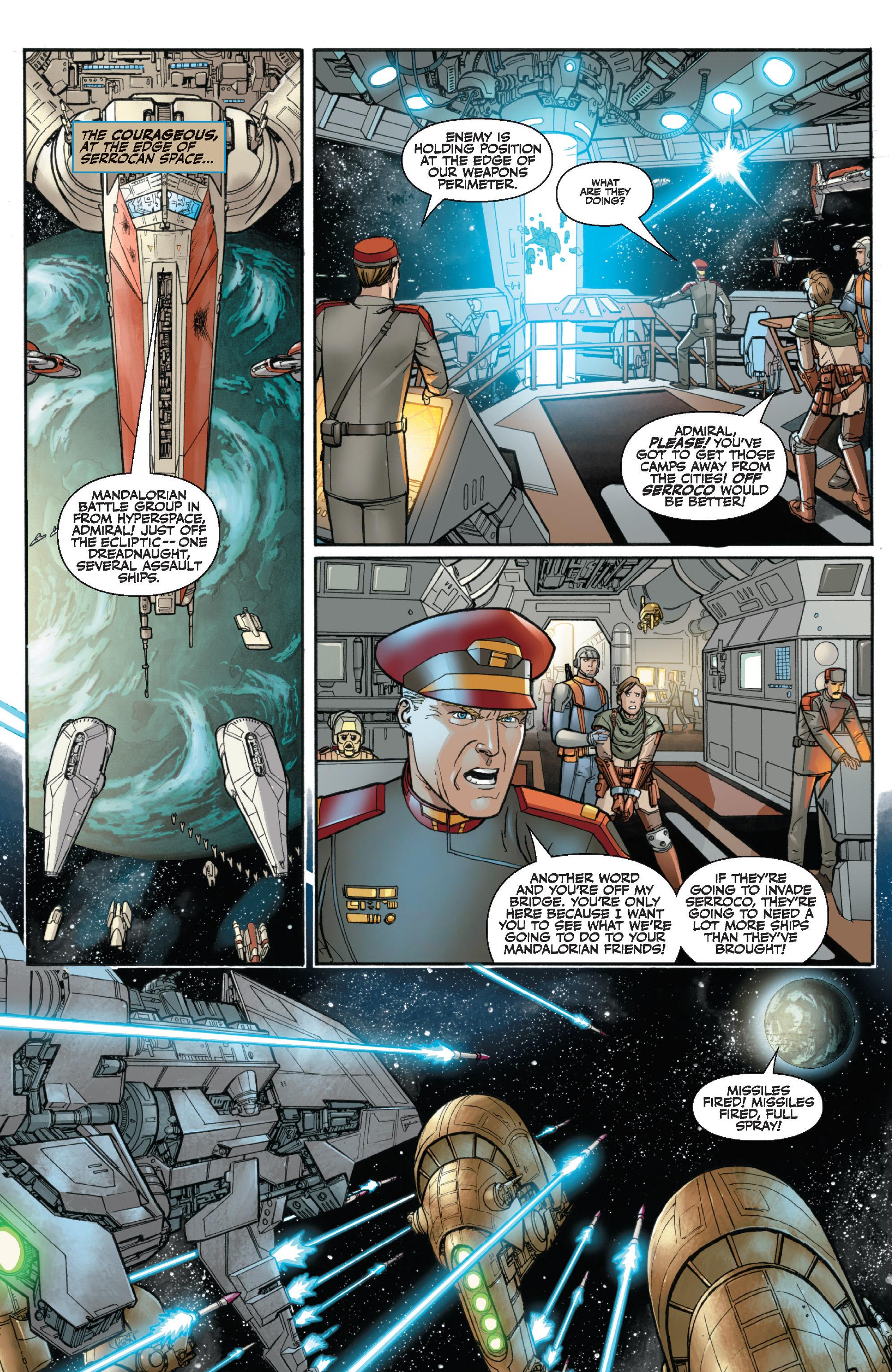 Read online Star Wars Omnibus comic -  Issue # Vol. 29 - 332