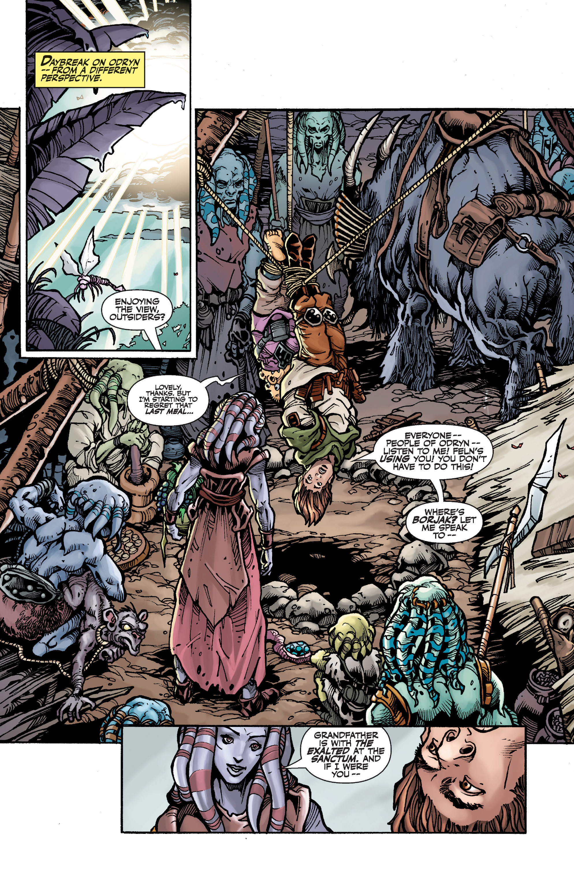 Read online Star Wars Omnibus comic -  Issue # Vol. 32 - 258