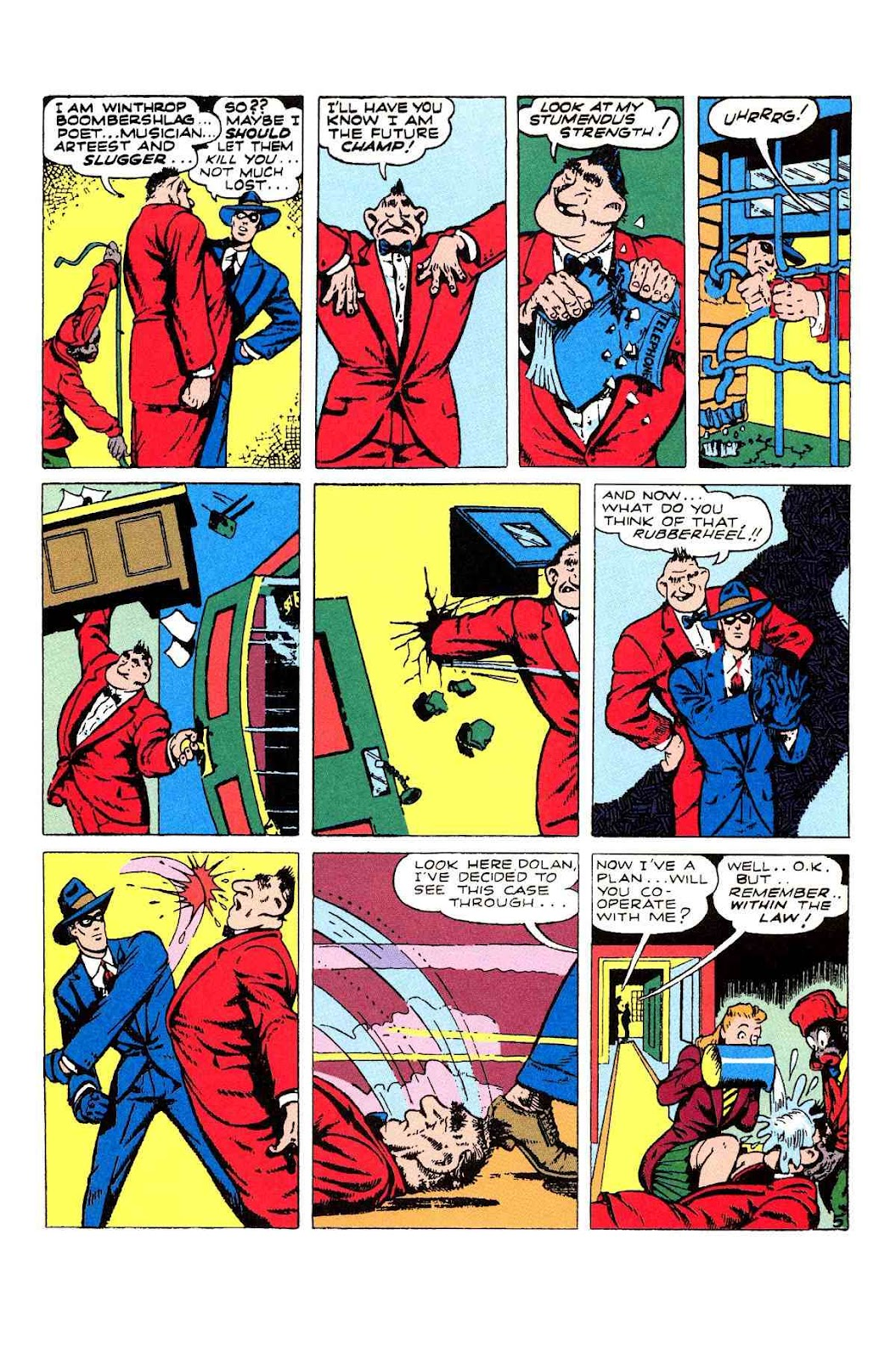 Read online Will Eisner's The Spirit Archives comic -  Issue # TPB 2 (Part 1) - 93