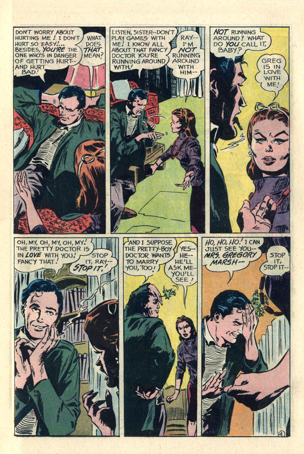 Read online Secret Hearts comic -  Issue #112 - 23