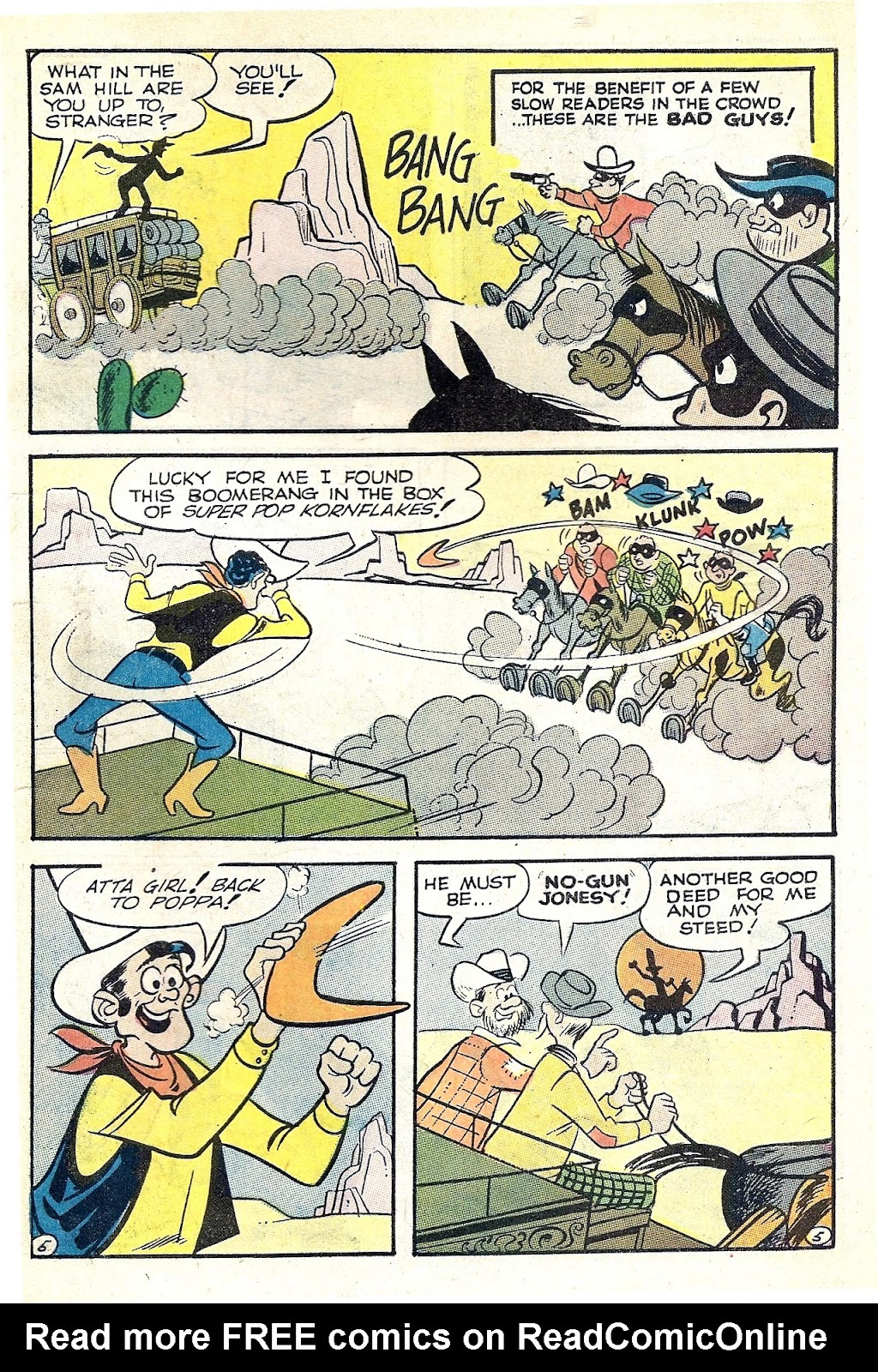 Archie's Madhouse issue Annual 6 - Page 61