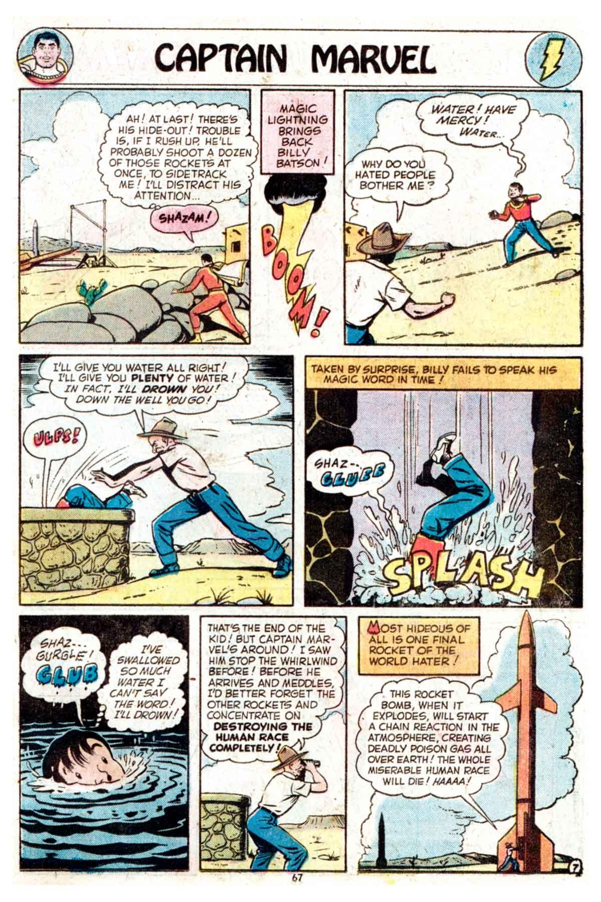 Read online Shazam! (1973) comic -  Issue #16 - 67