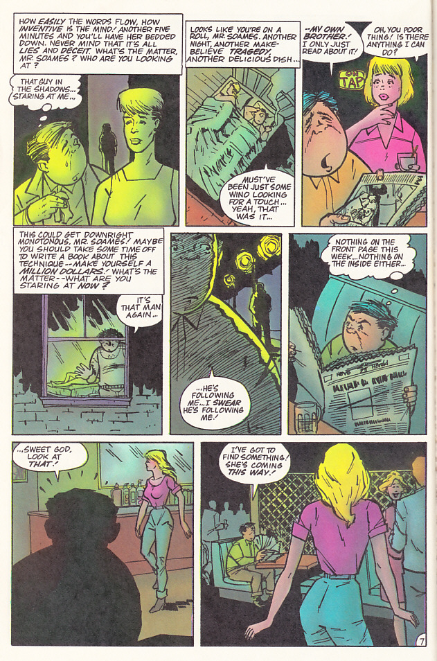 Read online Twisted Tales (1987) comic -  Issue # Full - 39