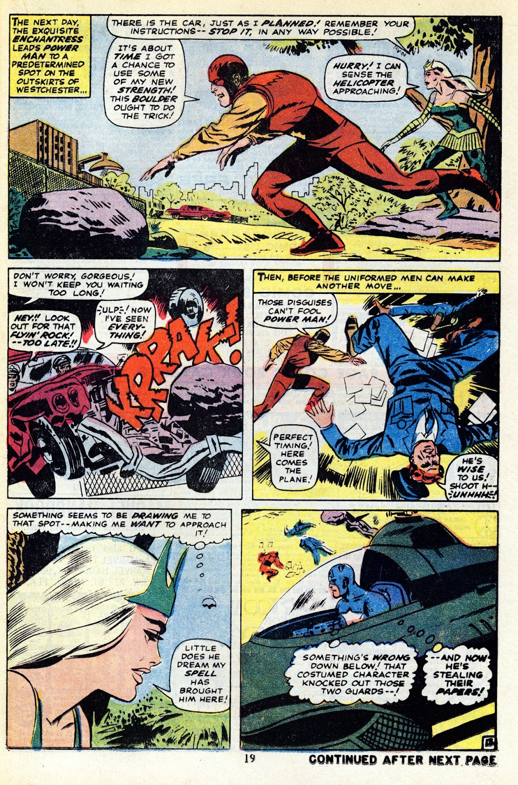 Marvel Triple Action (1972) issue 15 - Page 21