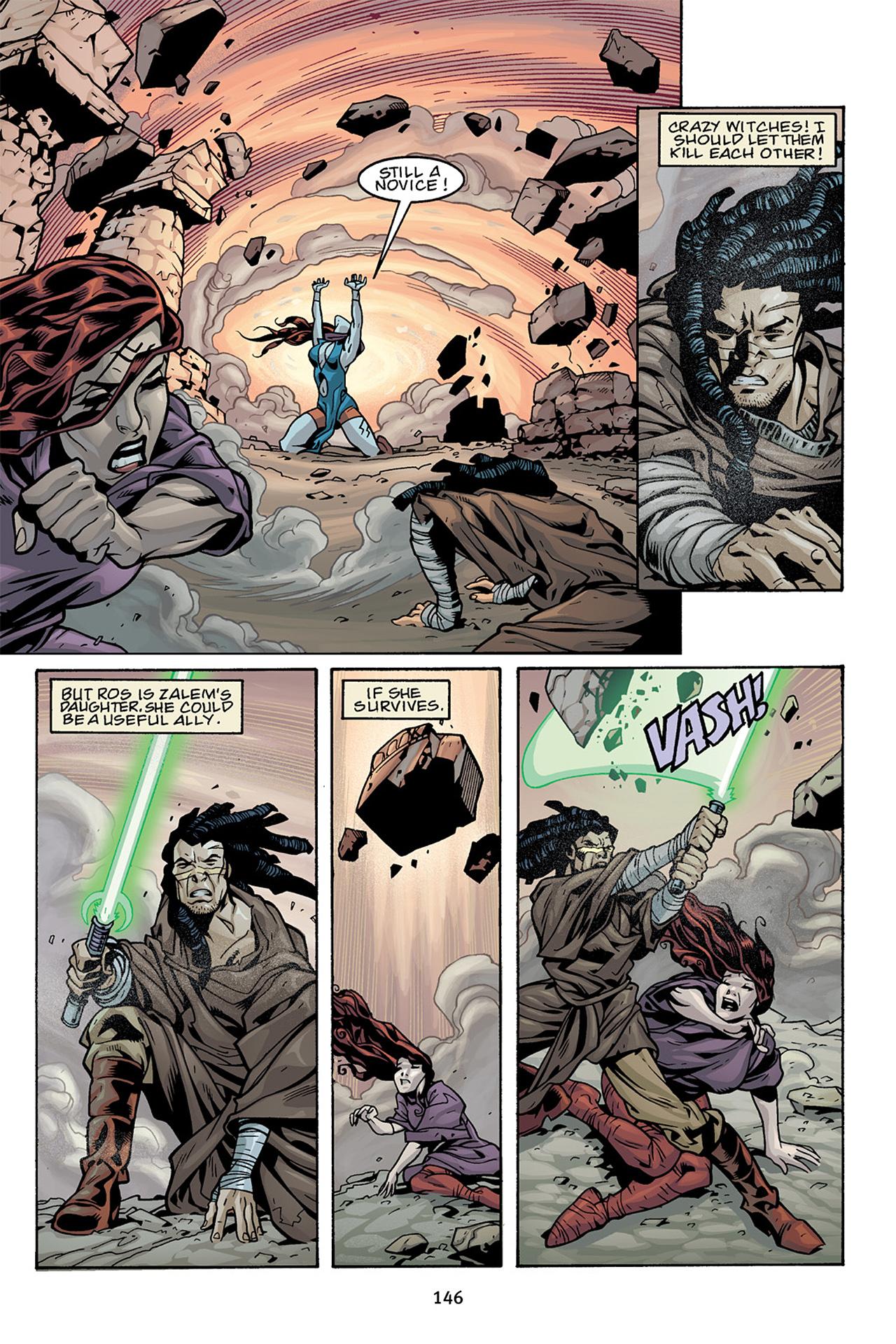 Read online Star Wars Omnibus comic -  Issue # Vol. 15 - 143