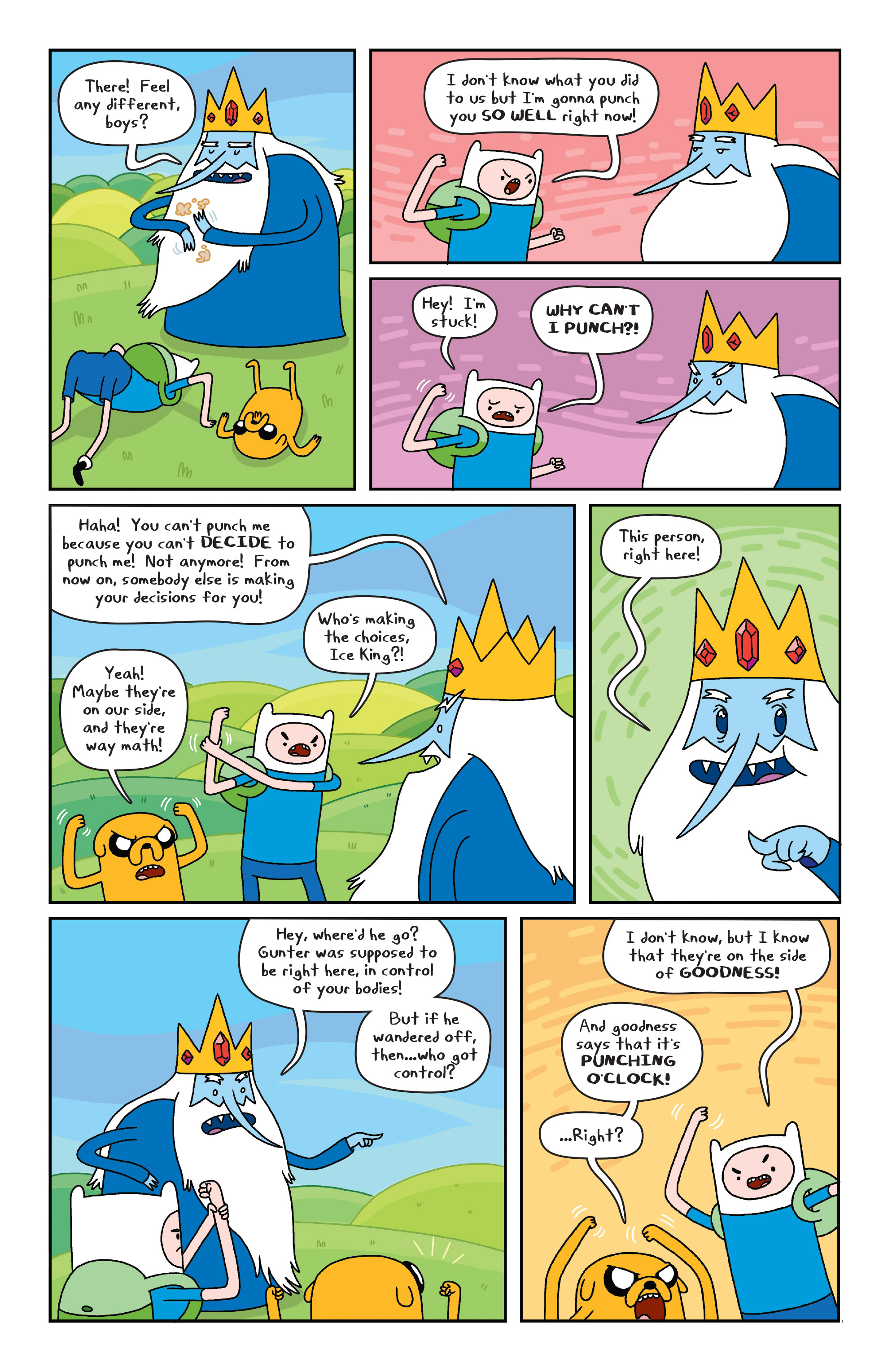 Read online Adventure Time comic -  Issue #Adventure Time _TPB 3 - 8