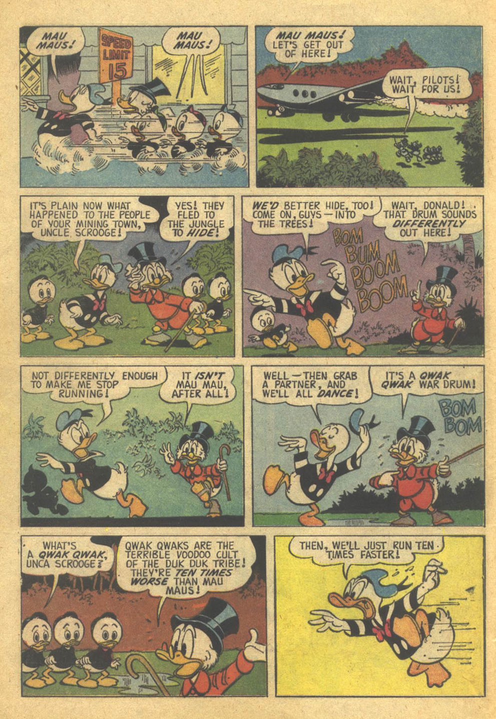 Read online Uncle Scrooge (1953) comic -  Issue #73 - 8
