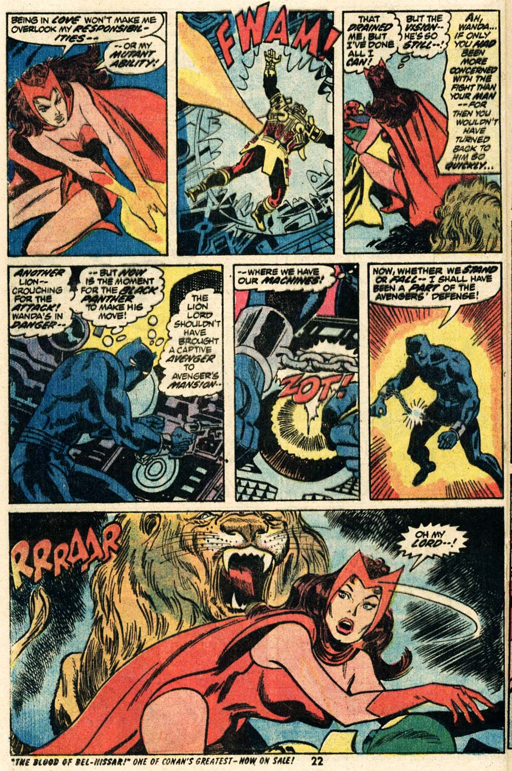 The Avengers (1963) 112 Page 16