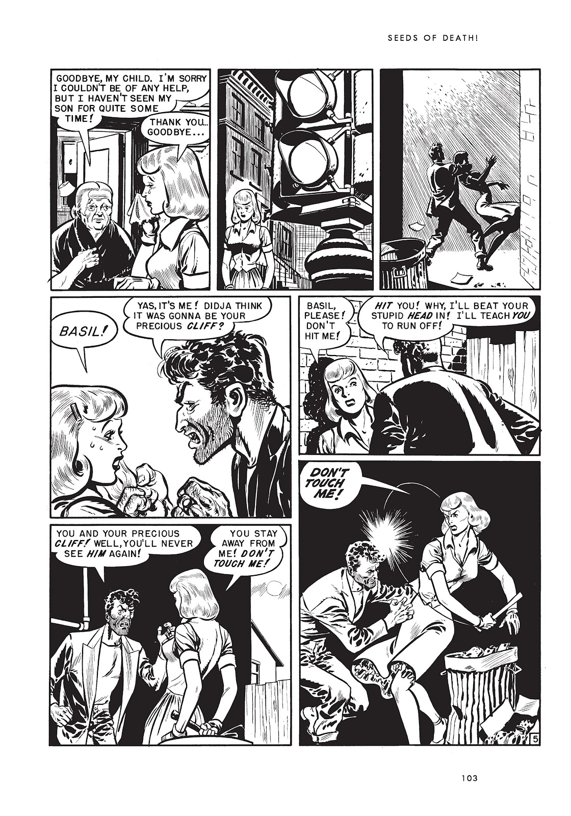 Read online Voodoo Vengeance and Other Stories comic -  Issue # TPB (Part 2) - 21