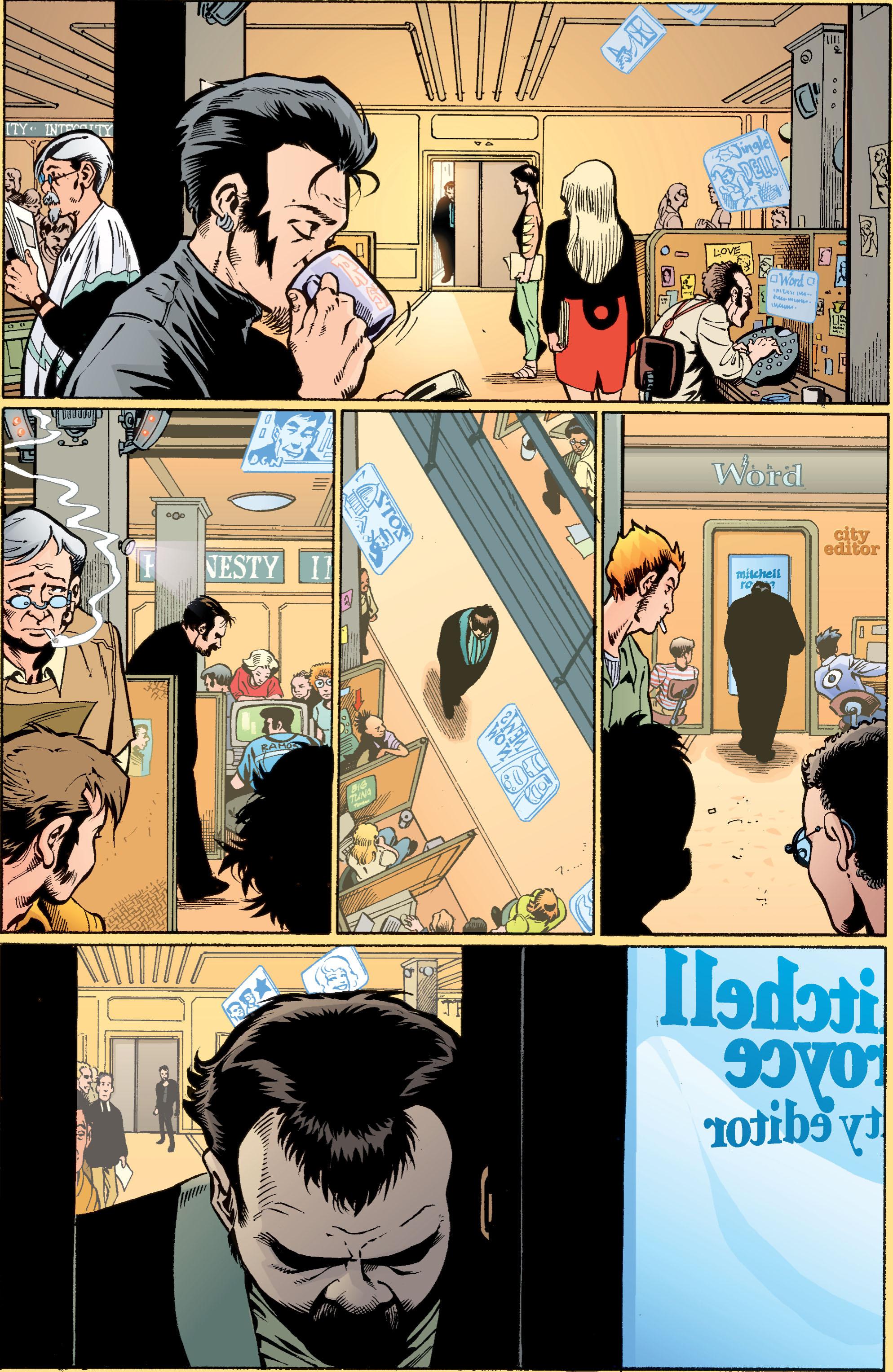 Read online Transmetropolitan comic -  Issue #36 - 17