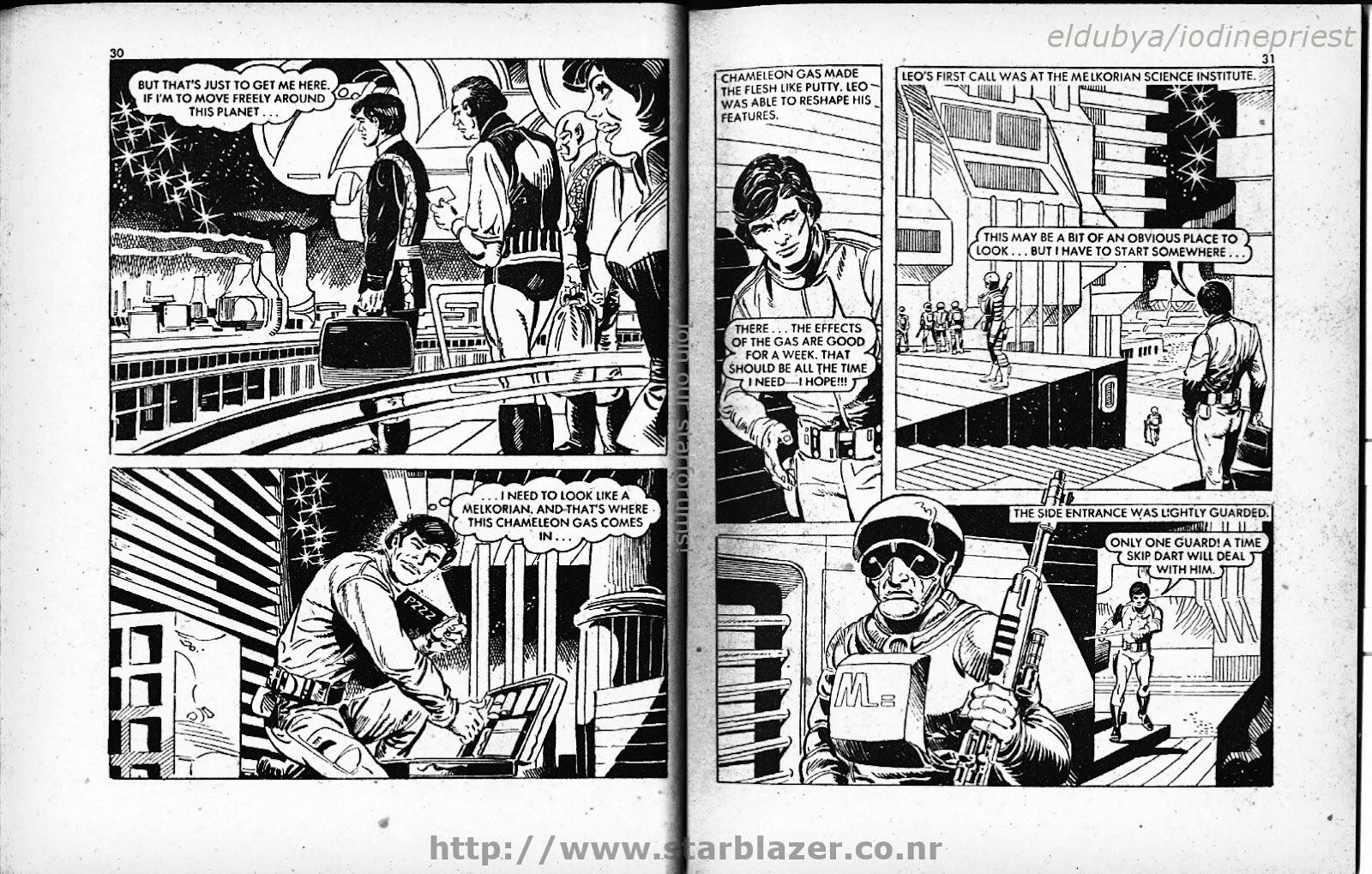 Starblazer issue 73 - Page 17