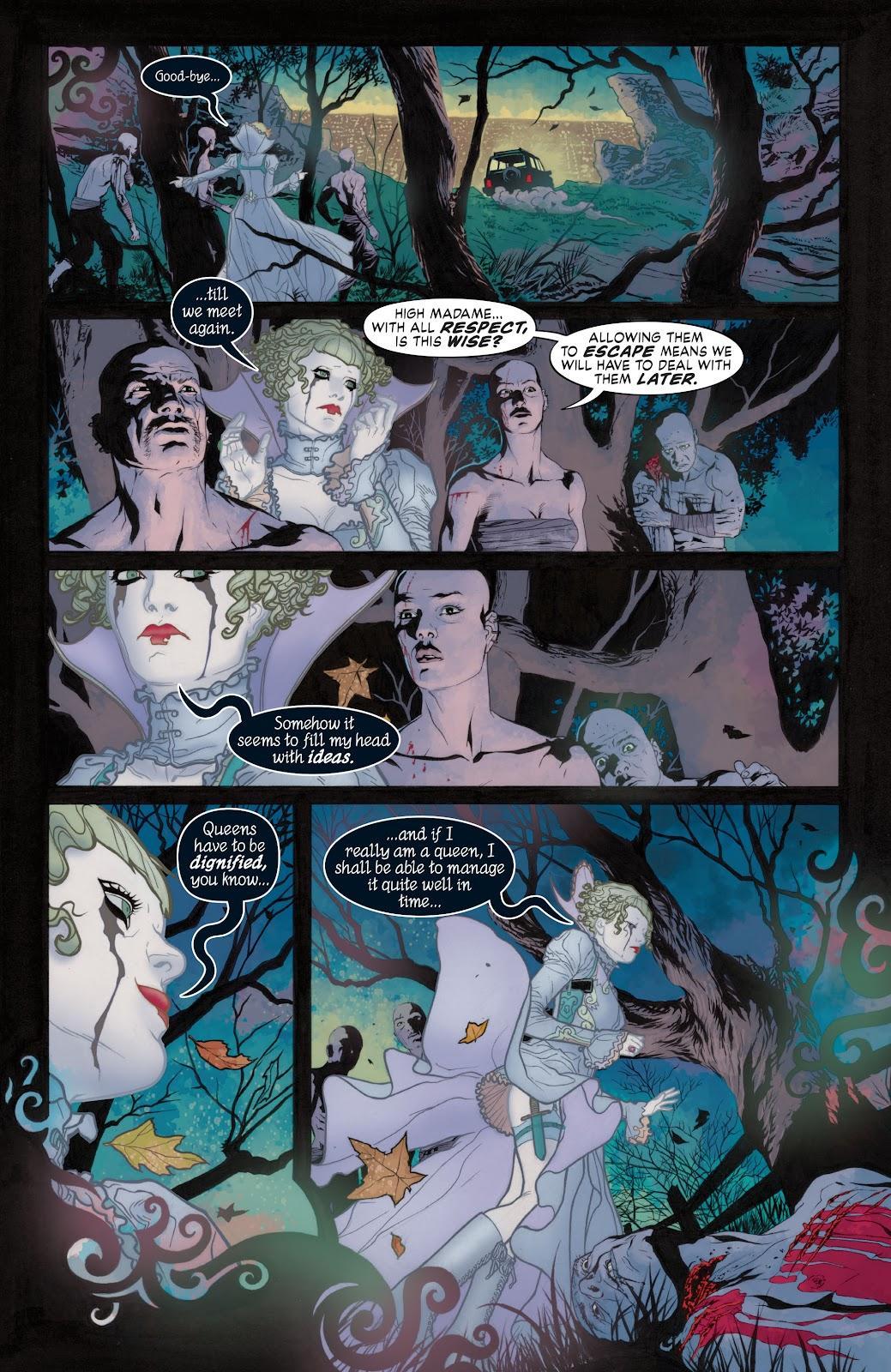 Read online Detective Comics (1937) comic -  Issue # _TPB Batwoman - Elegy (Part 1) - 52