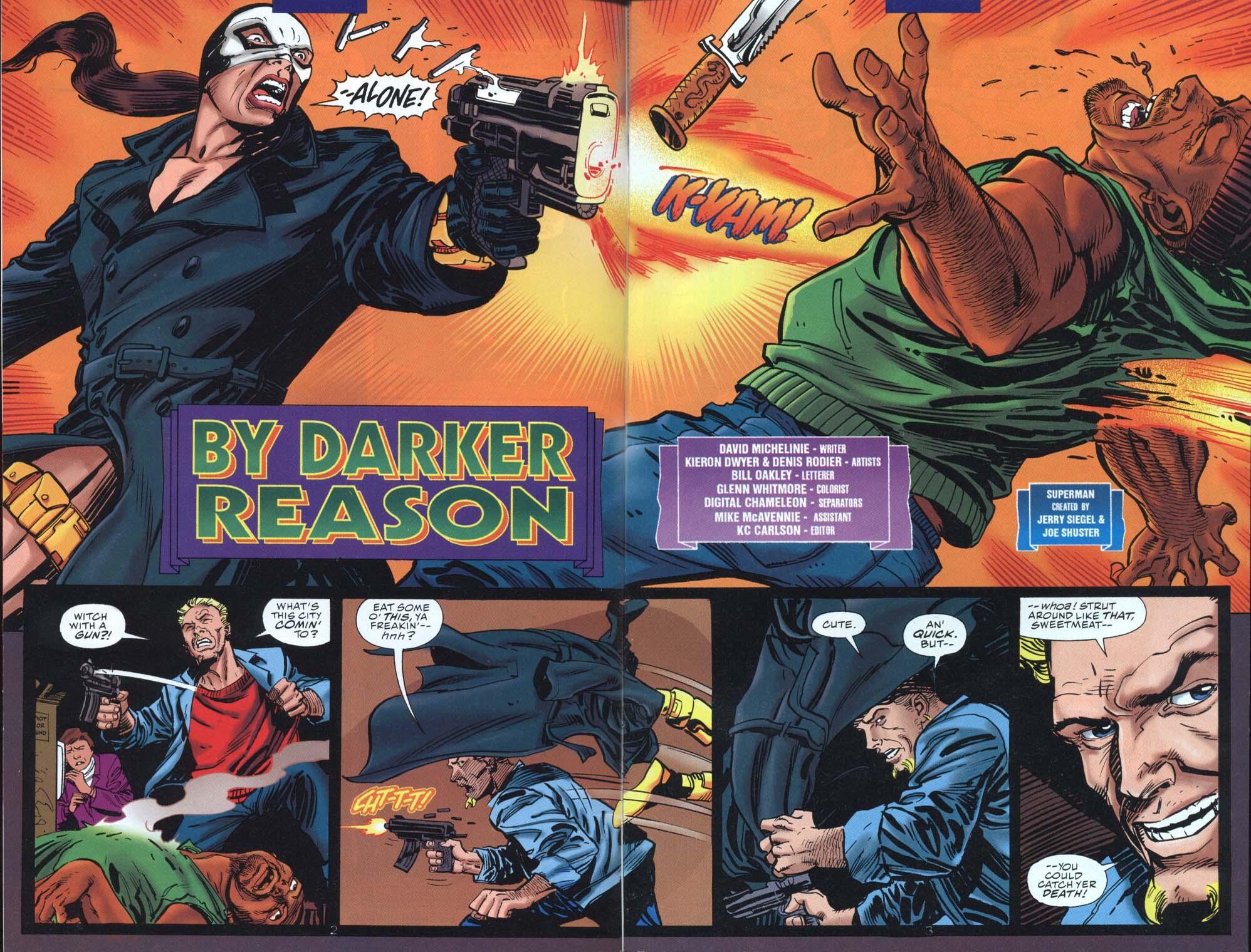 Action Comics (1938) 718 Page 2