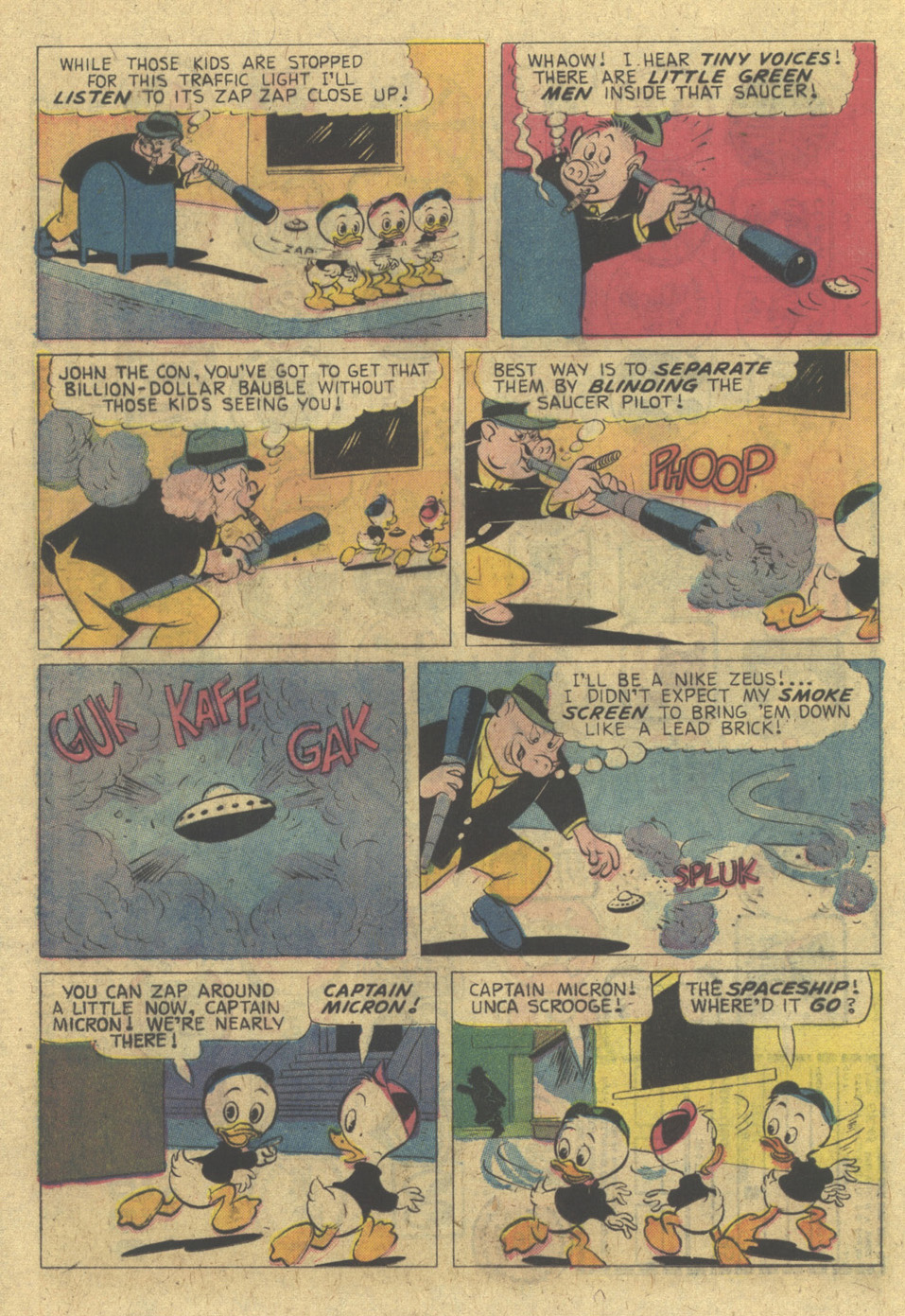 Read online Uncle Scrooge (1953) comic -  Issue #130 - 20