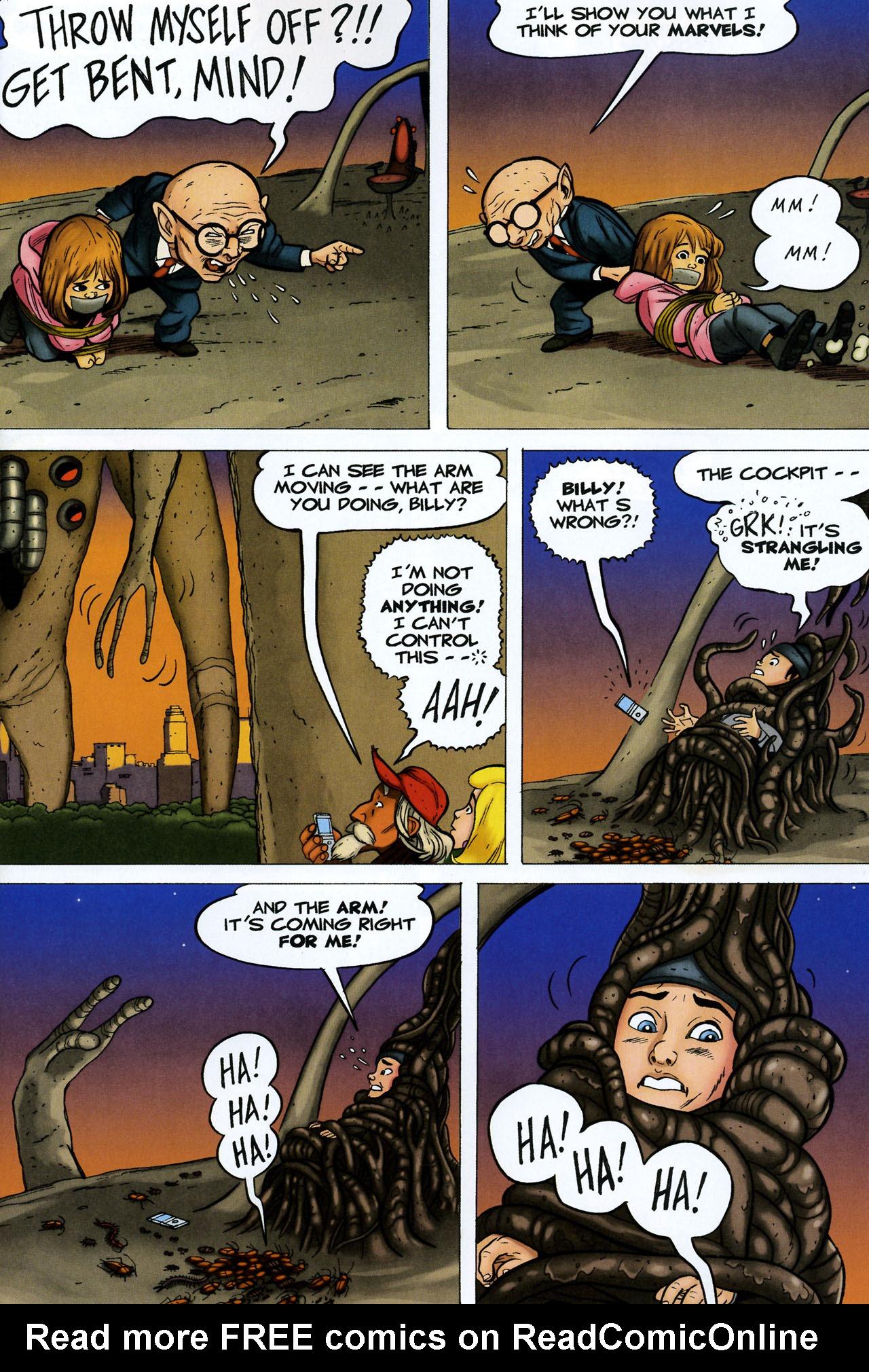 Read online Shazam!: The Monster Society of Evil comic -  Issue #4 - 29