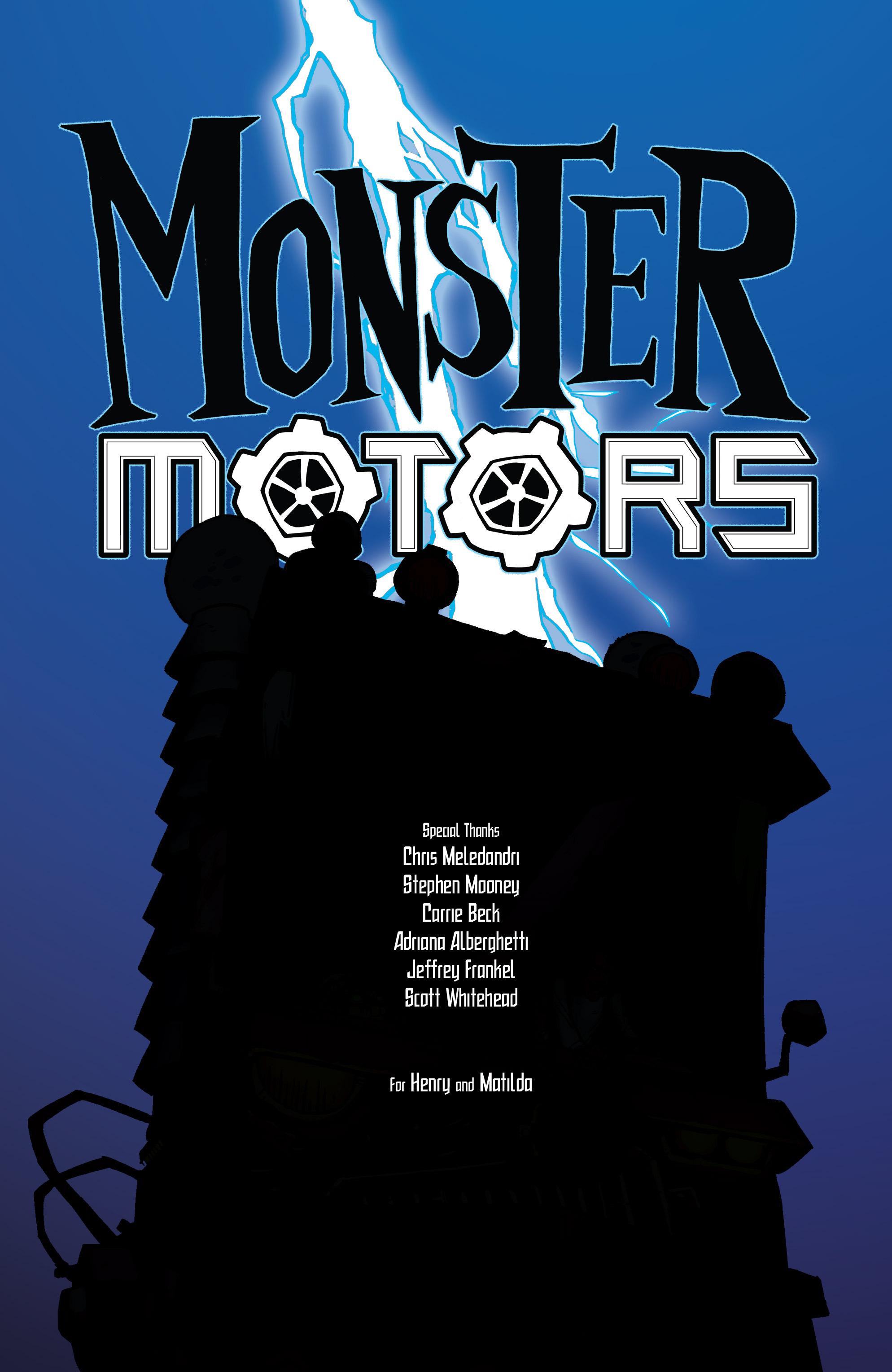 Read online Monster Motors comic -  Issue # Full - 3