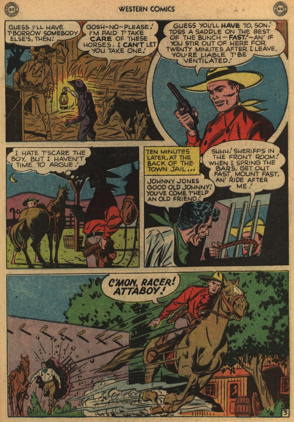 Western Comics issue 1 - Page 41