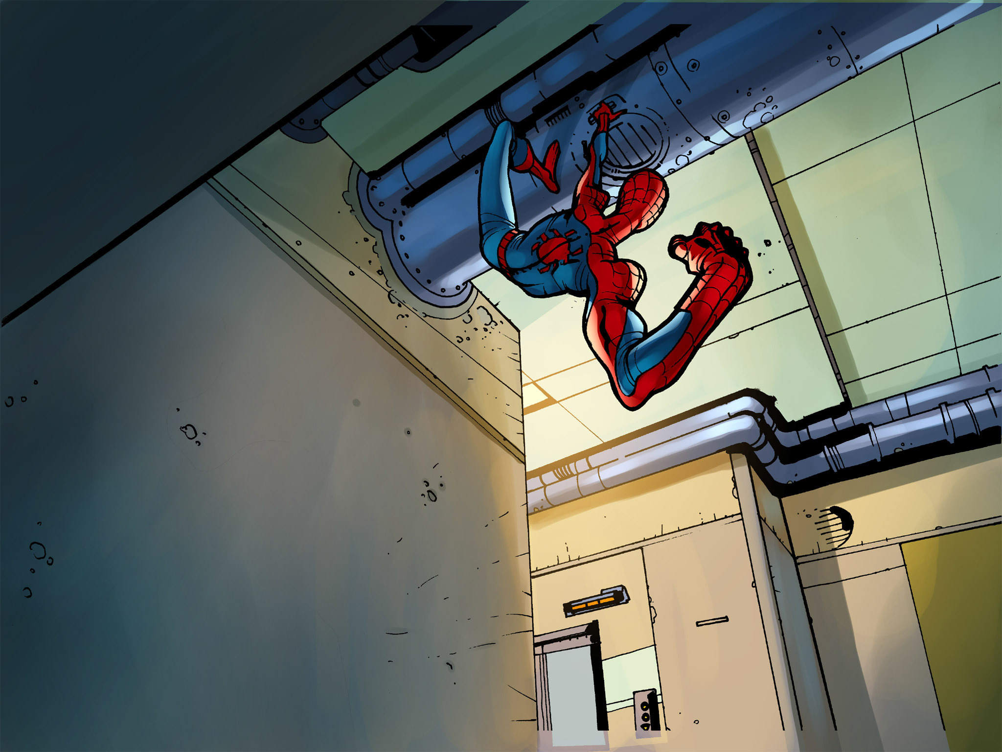 Read online Amazing Spider-Man: Who Am I? comic -  Issue # Full (Part 1) - 39