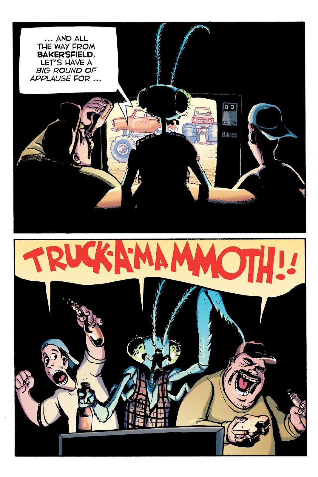 Read online Creature Tech (2019) comic -  Issue # TPB (Part 2) - 11