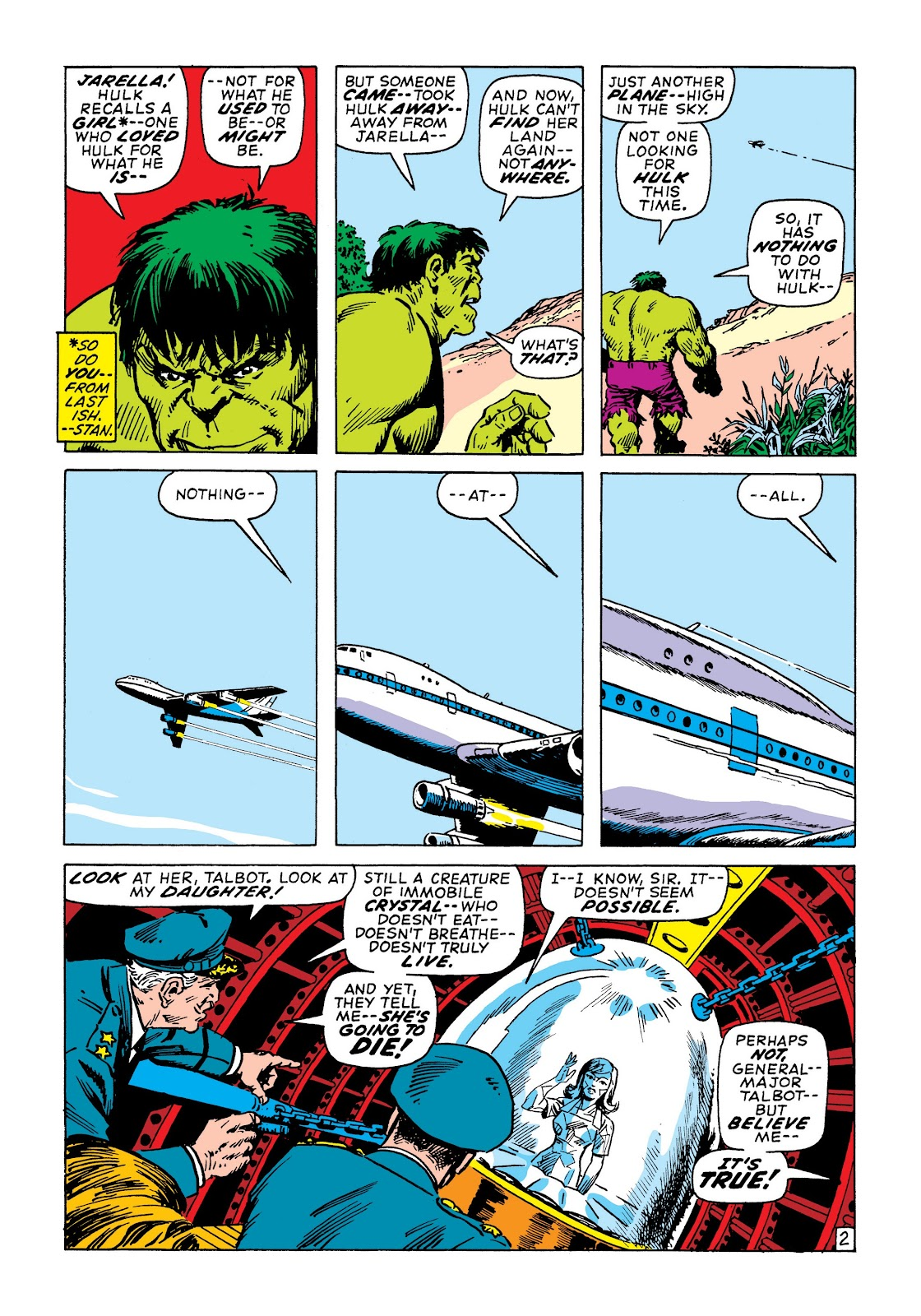 Read online Marvel Masterworks: The Incredible Hulk comic -  Issue # TPB 7 (Part 2) - 49