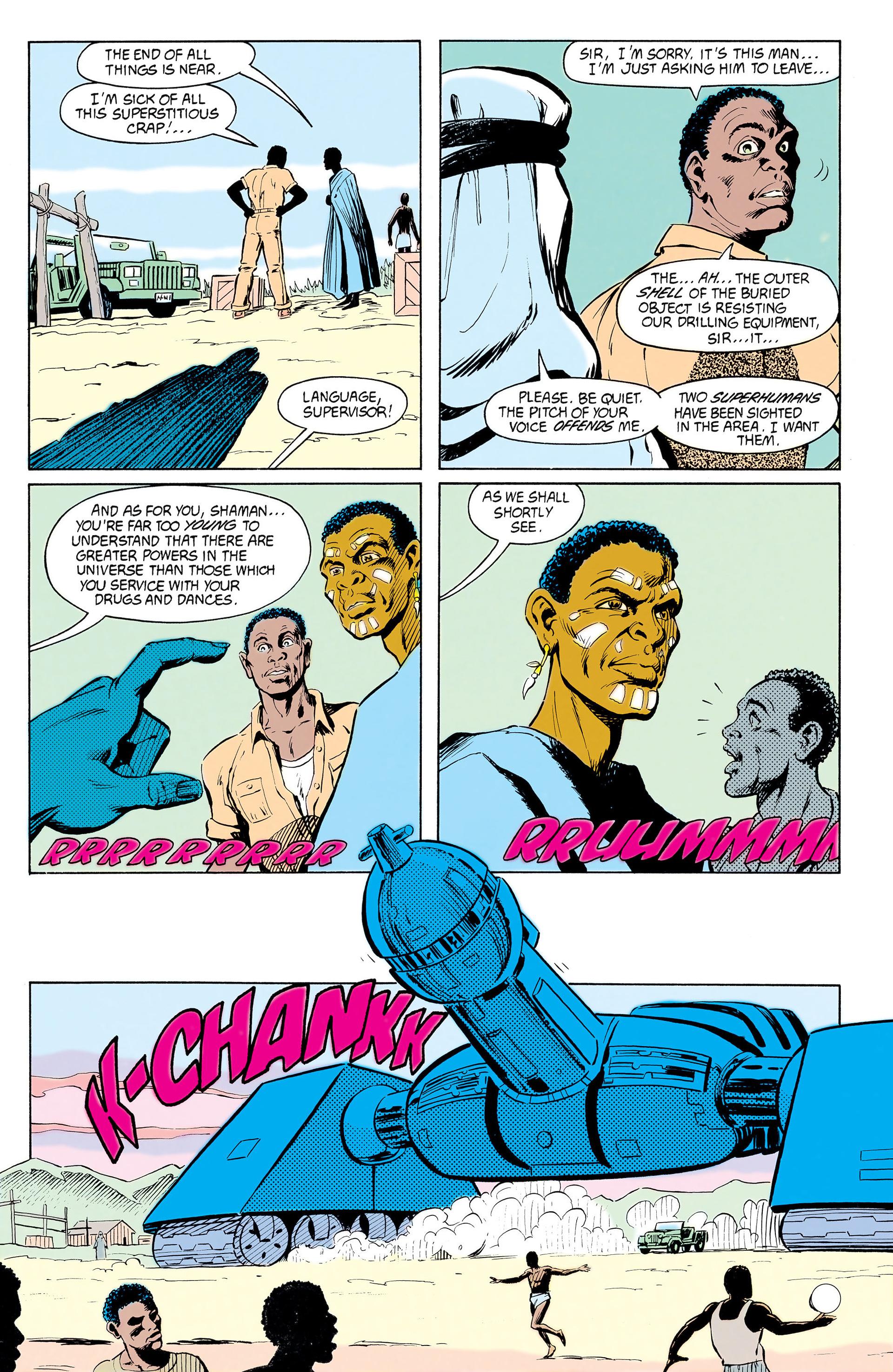 Read online Animal Man (1988) comic -  Issue #11 - 11