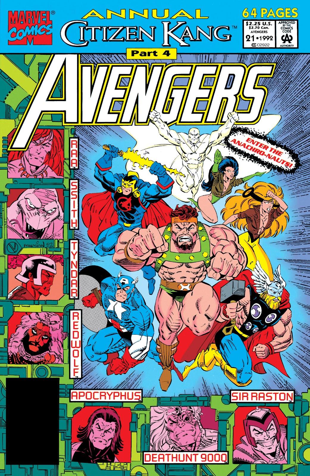 Read online Avengers: Citizen Kang comic -  Issue # TPB (Part 2) - 70
