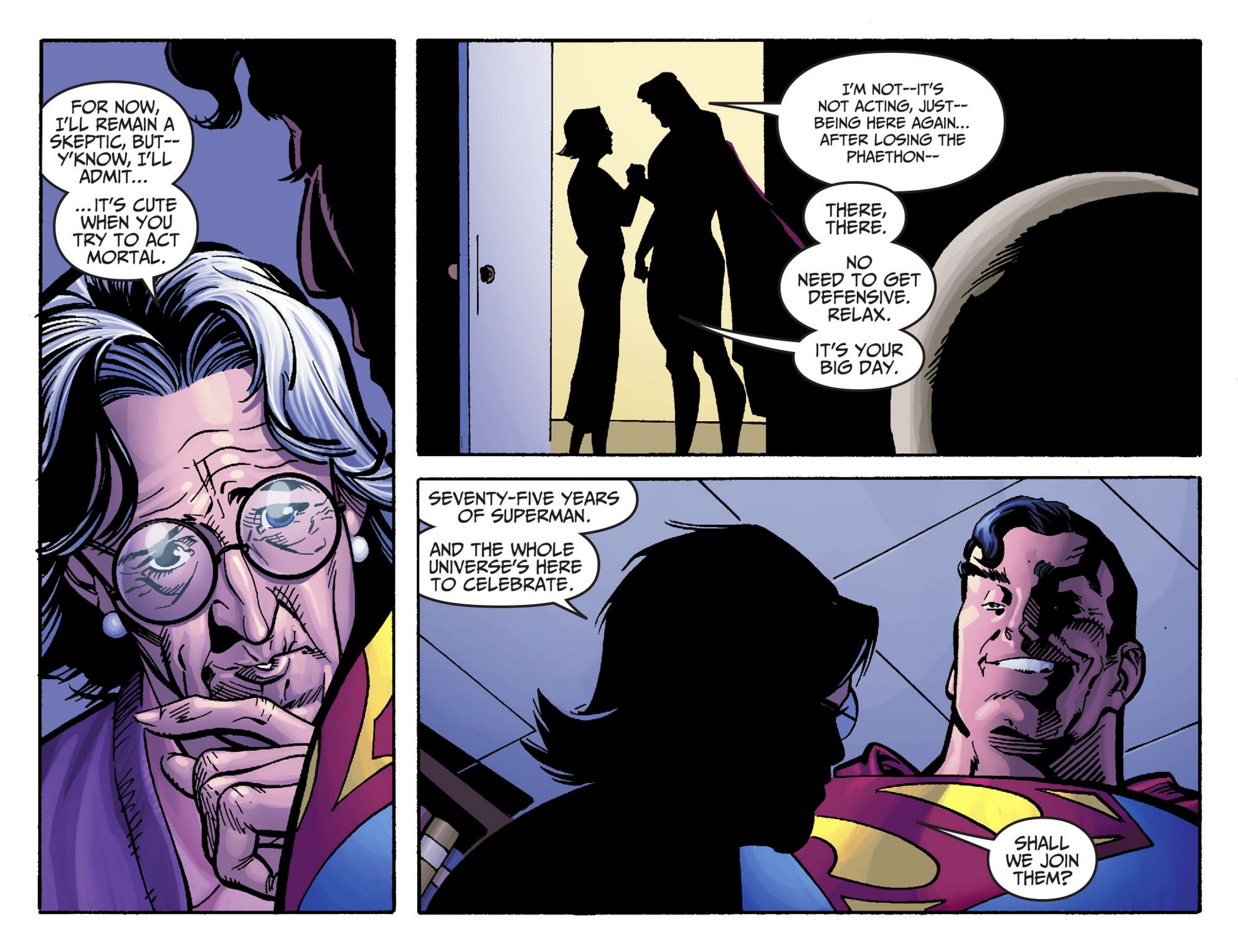 Read online Adventures of Superman [I] comic -  Issue #47 - 8