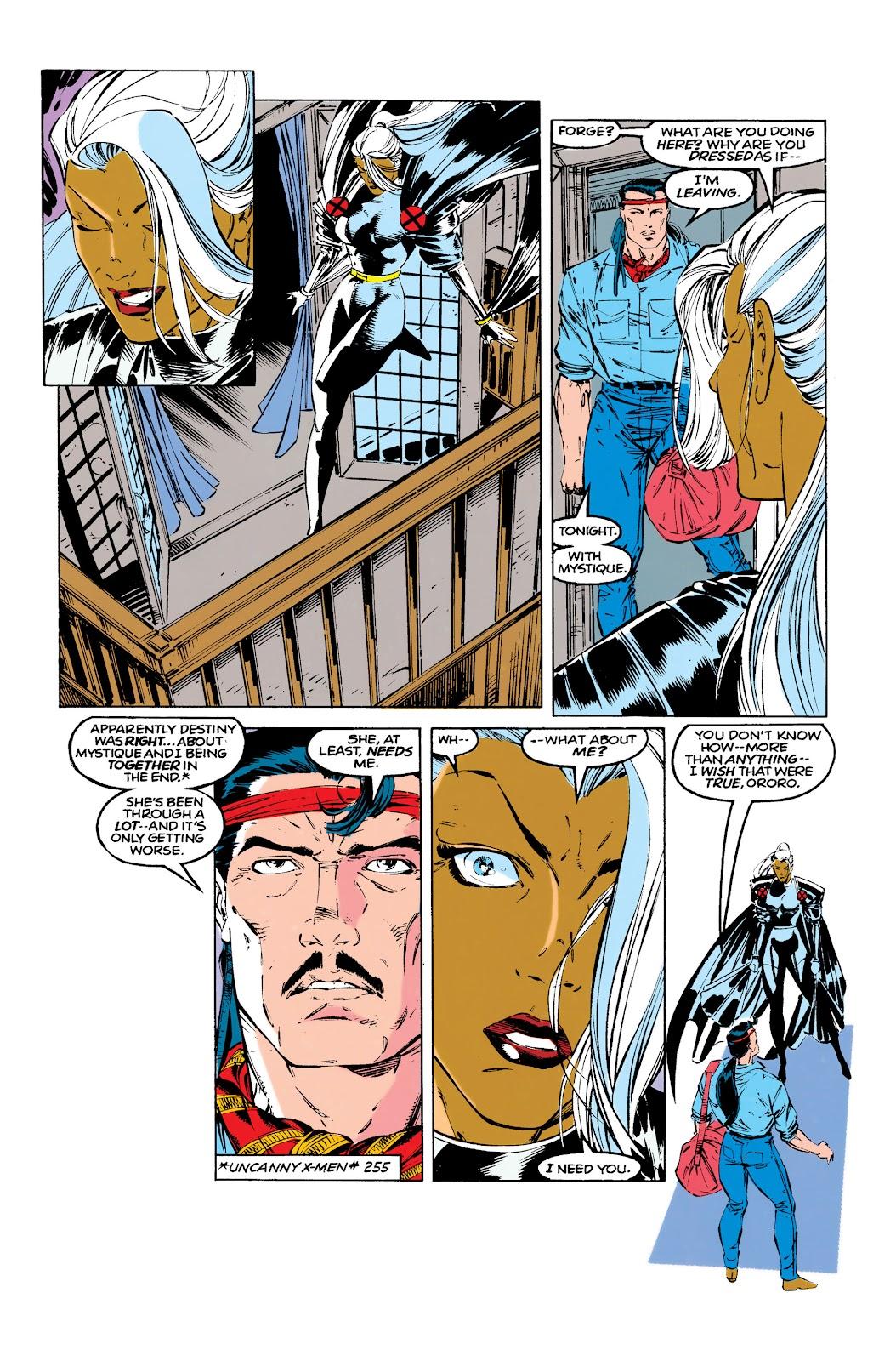 Uncanny X-Men (1963) issue 290 - Page 19