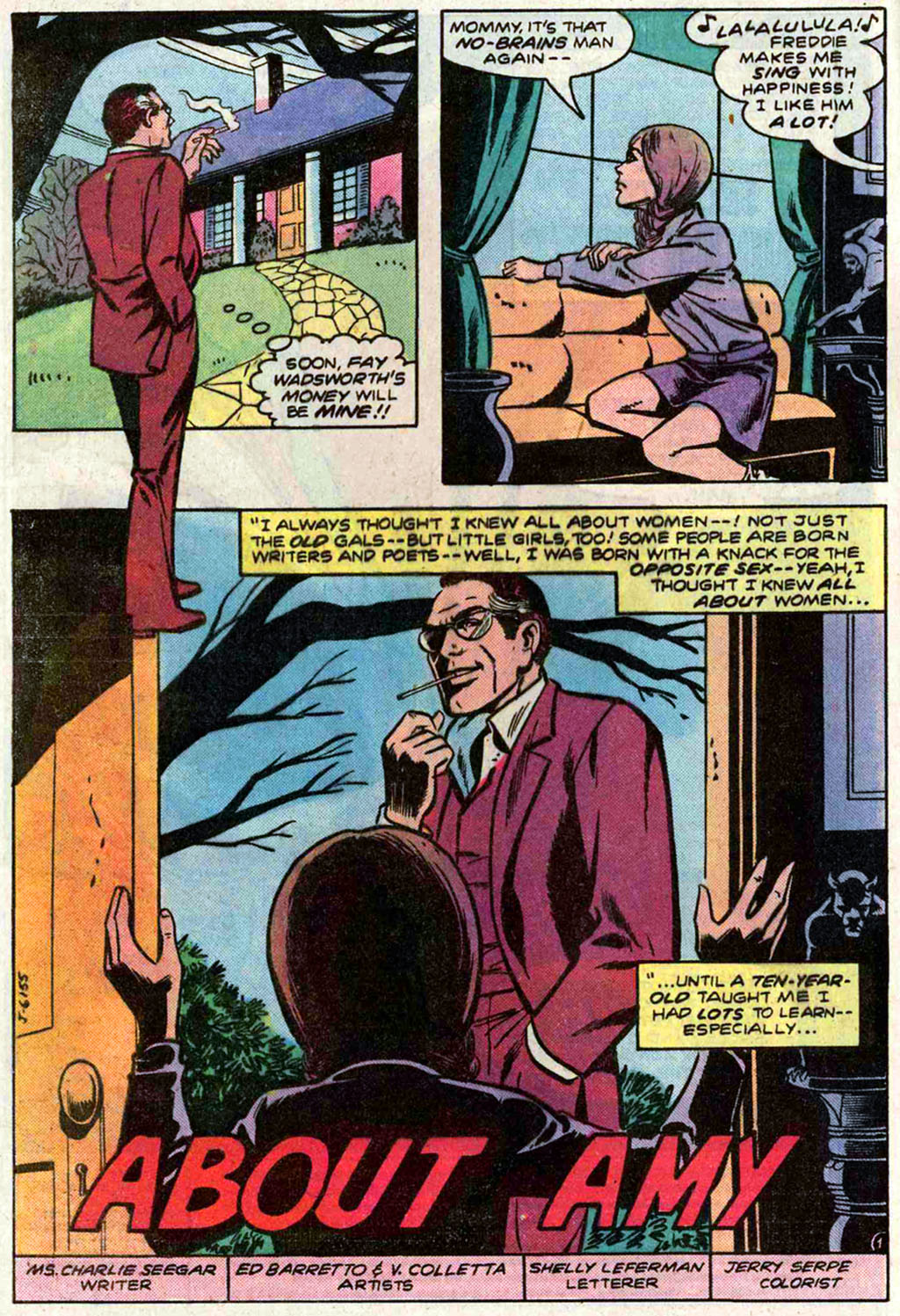 Read online Secrets of Haunted House comic -  Issue #37 - 4