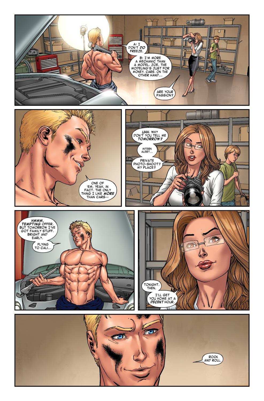 Read online Fantastic Four: Season One comic -  Issue # TPB - 12
